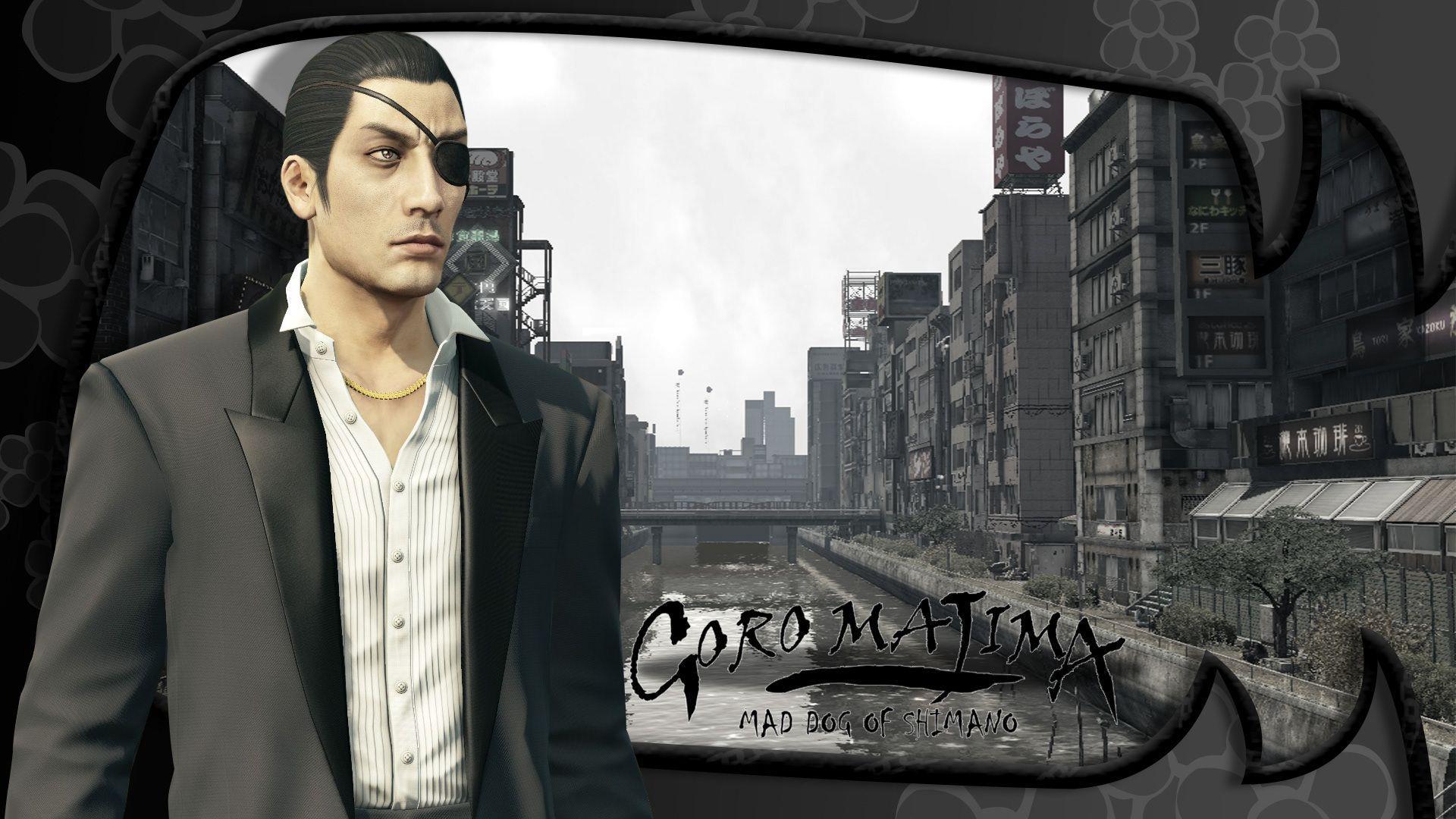 Yakuza HD Wallpapers - Top Free Yakuza HD Backgrounds ...