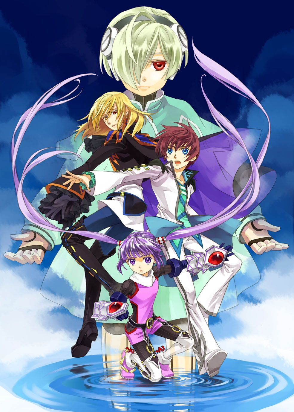 Tales Of Graces F Iphone Wallpapers Top Free Tales Of Graces F