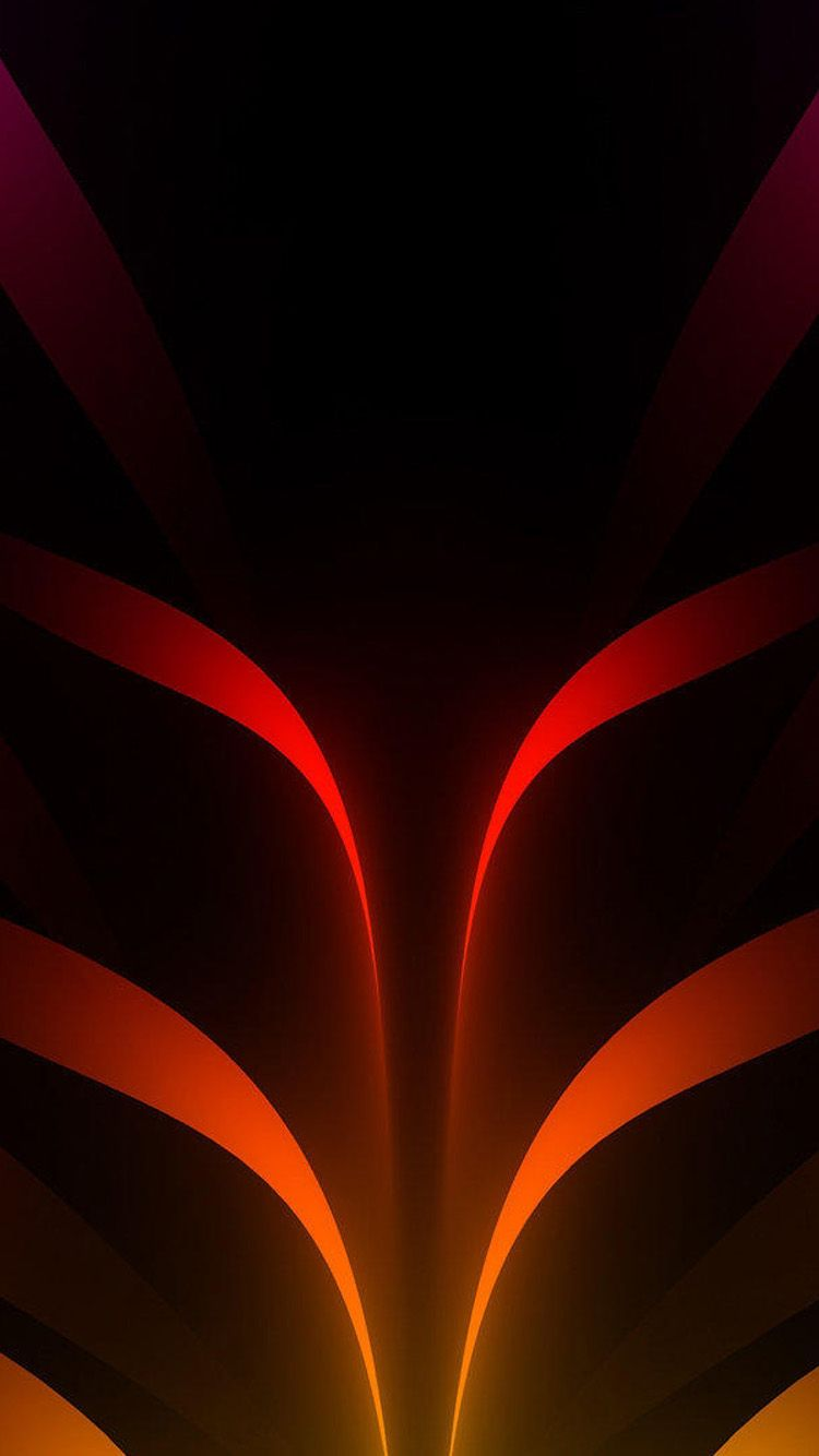 Orange Abstract iPhone Wallpapers - Top Free Orange Abstract