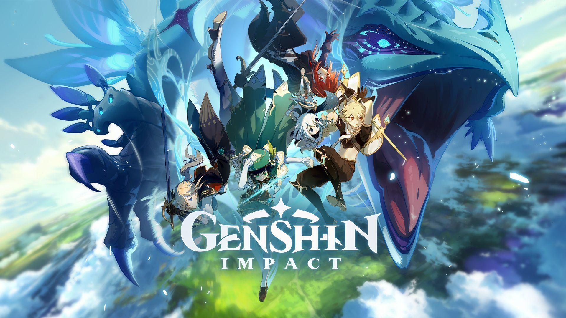 1920x1080 Ngày phát hành Genshin Impact - Tất cả chi tiết + Hình nền Genshin Impact - Chủ đề Supertab