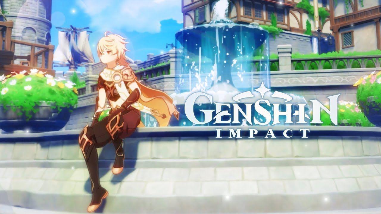 Genshin Impact Wallpapers Top Free Genshin Impact Backgrounds Wallpaperaccess
