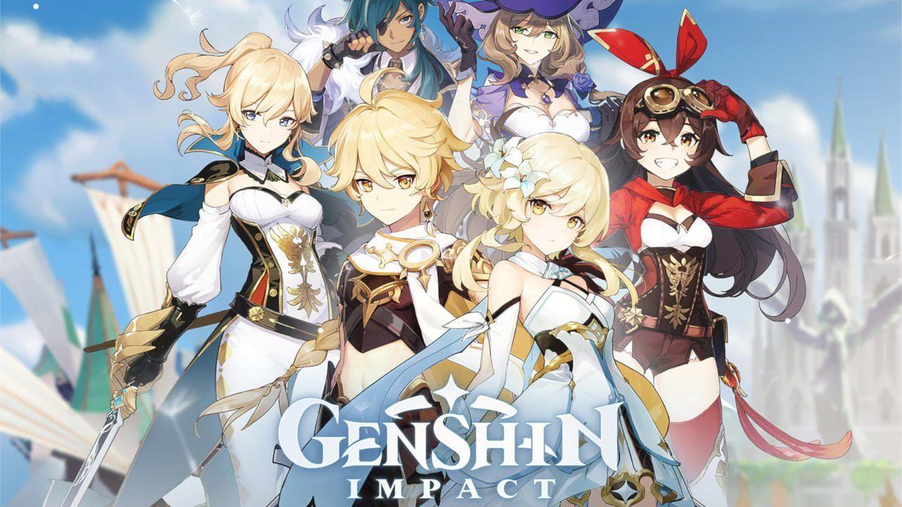 1280x720 Cuộc phiêu lưu thế giới mở Genshin Impact sẽ đến PS4 vào năm sau - PlayStation.Blog