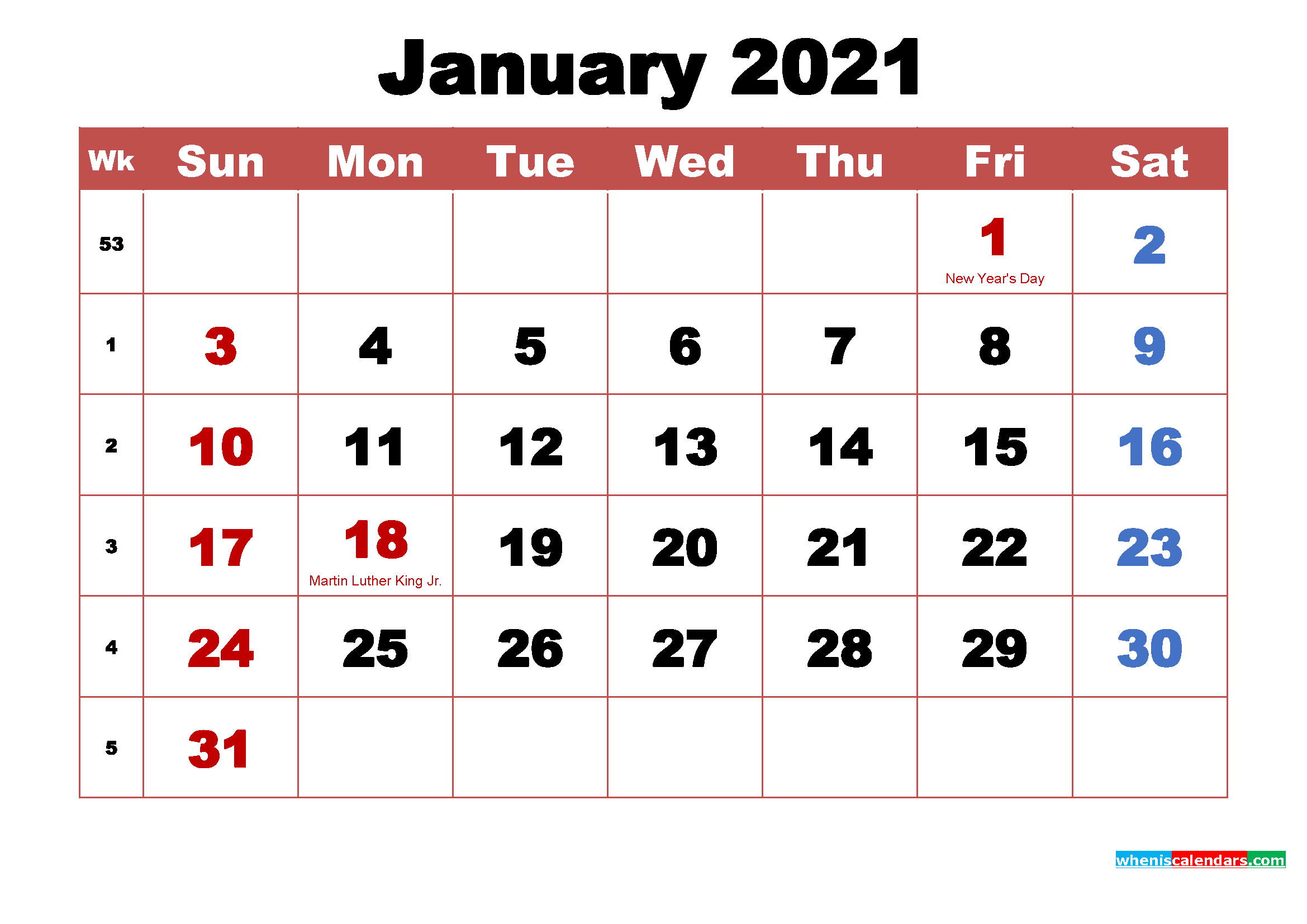 Calendar Of Jan 2021 January 2021 Calendar Wallpapers   Top Free January 2021 Calendar