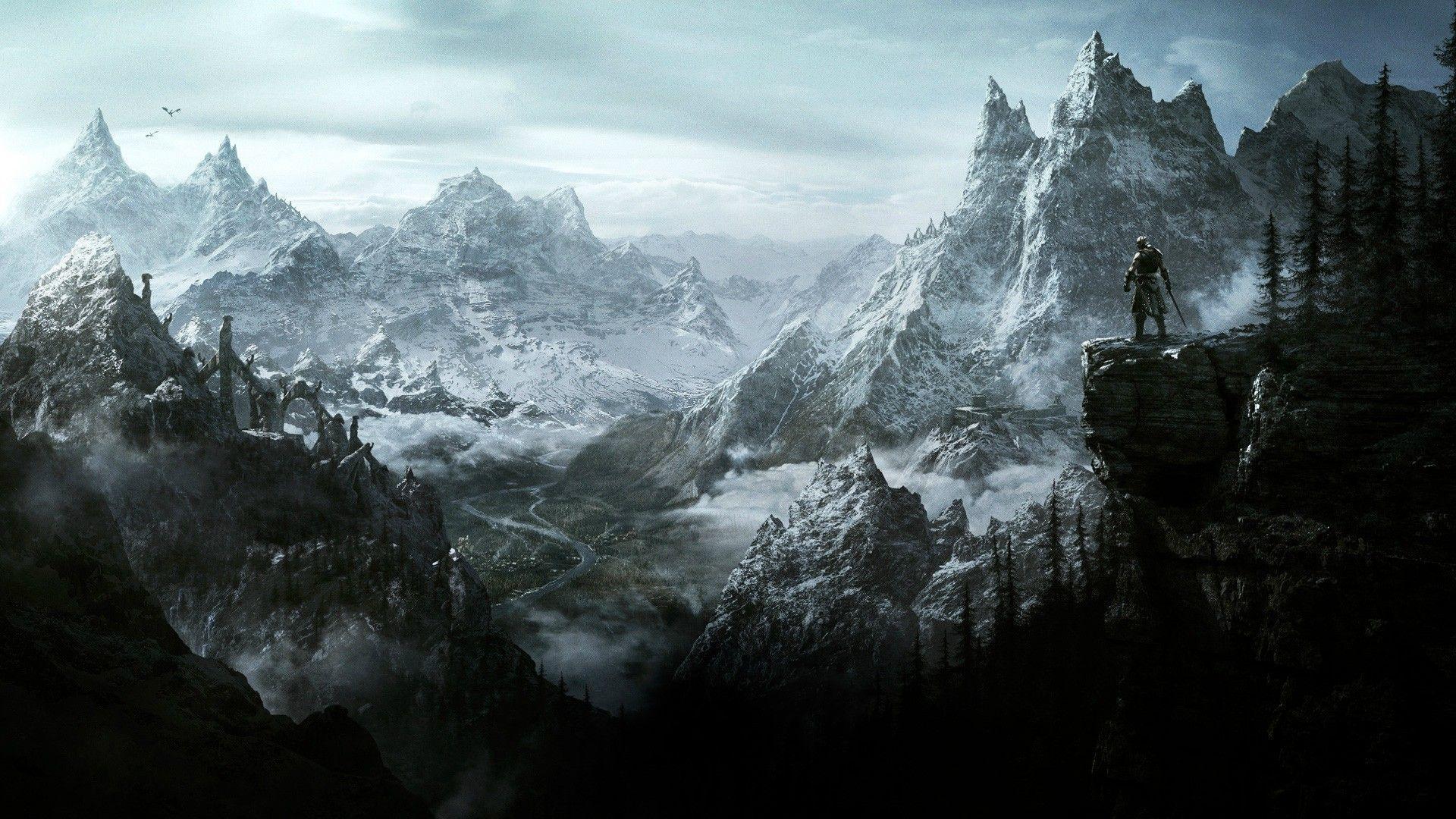 Best Skyrim Wallpapers Top Free Best Skyrim Backgrounds