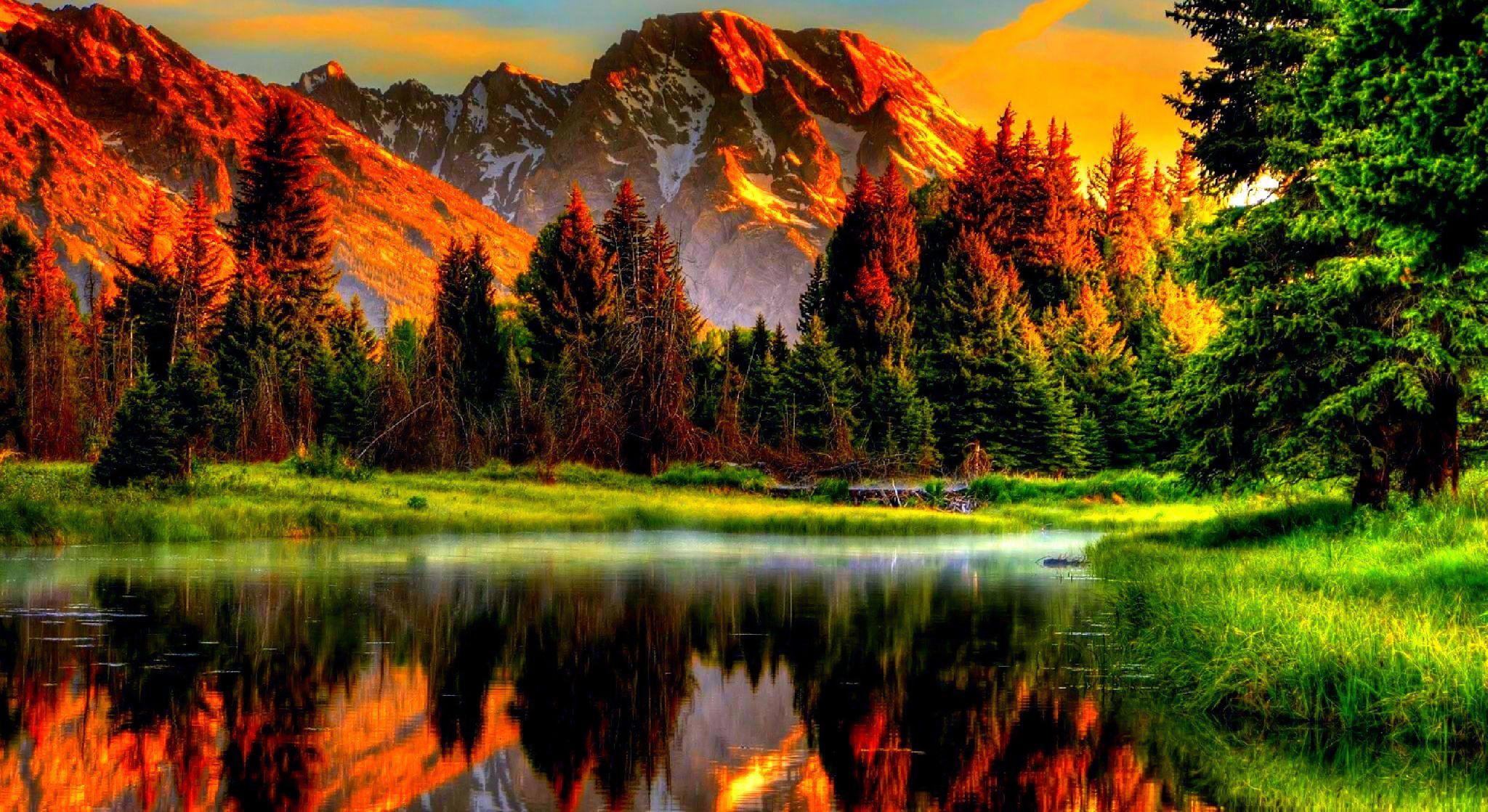 Scenic Desktop Wallpapers - Top Free Scenic Desktop