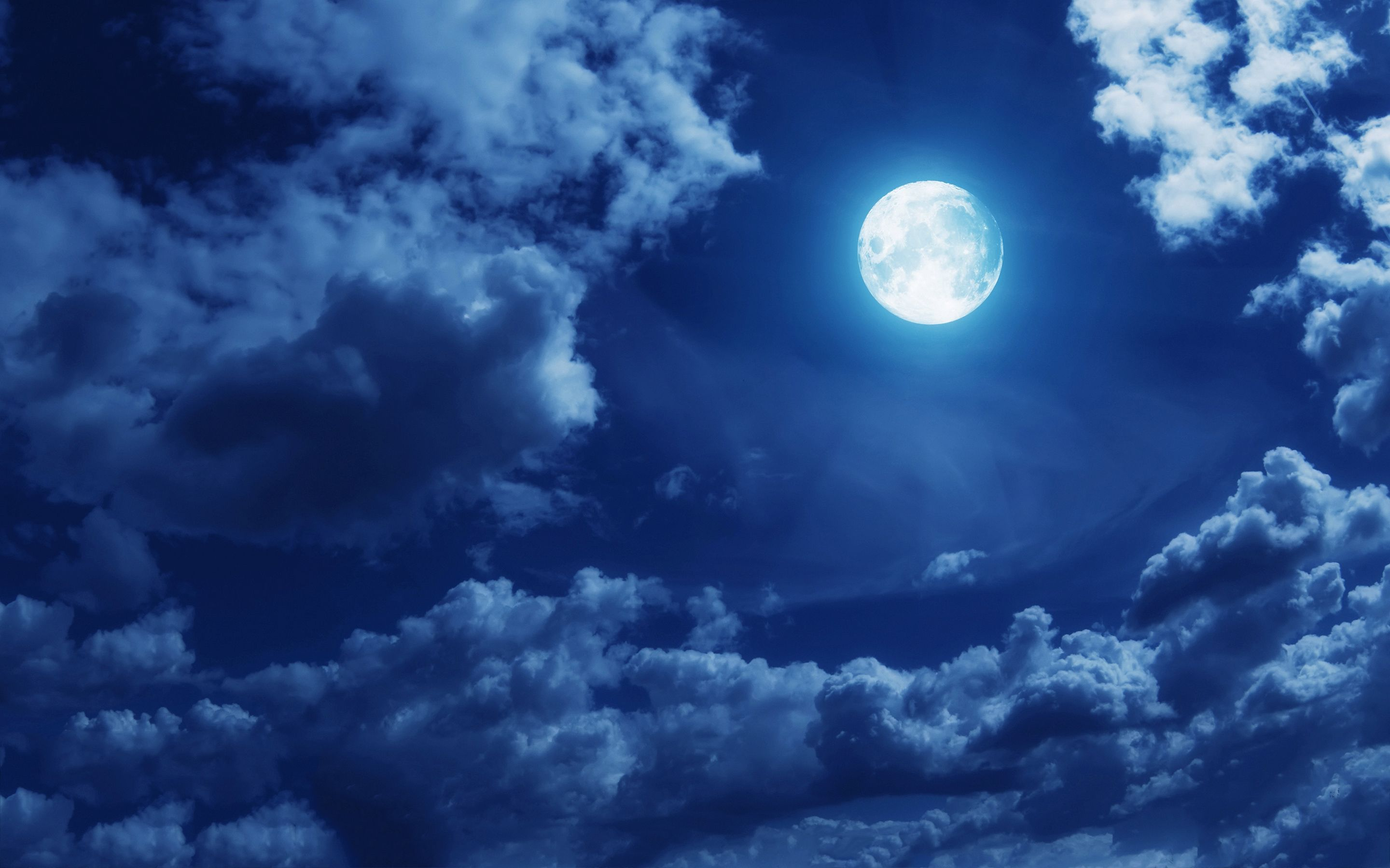 Moon And Stars Wallpapers Top Free Moon And Stars