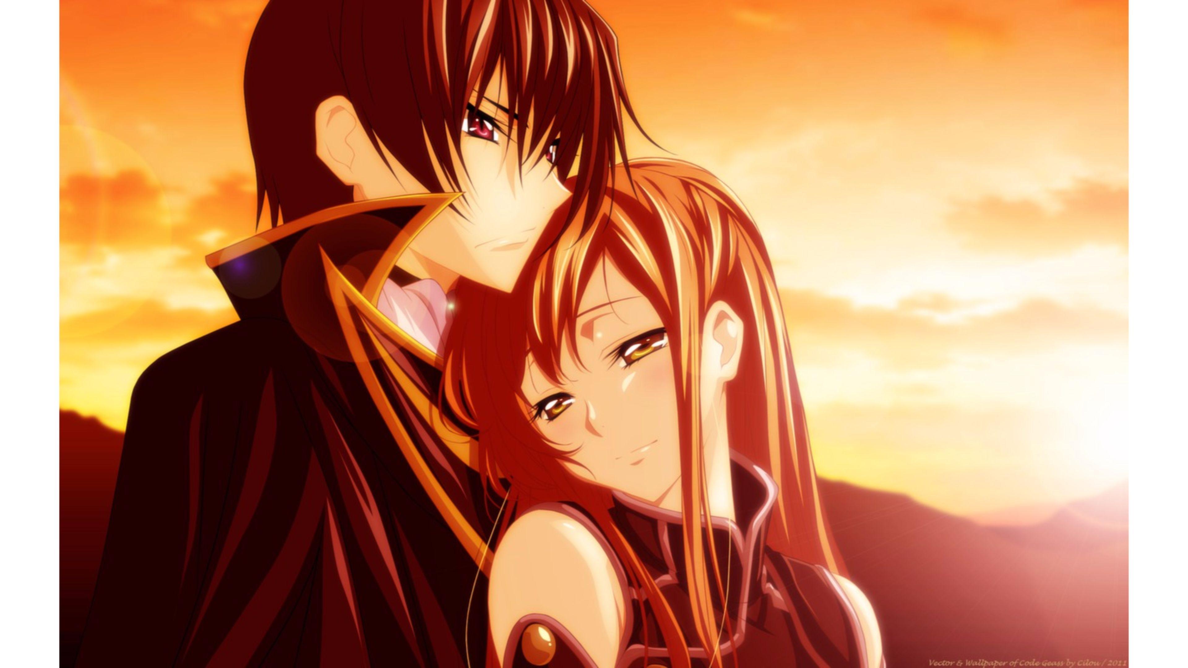 Anime 4k Wallpaper: Top Free Love Anime Backgrounds