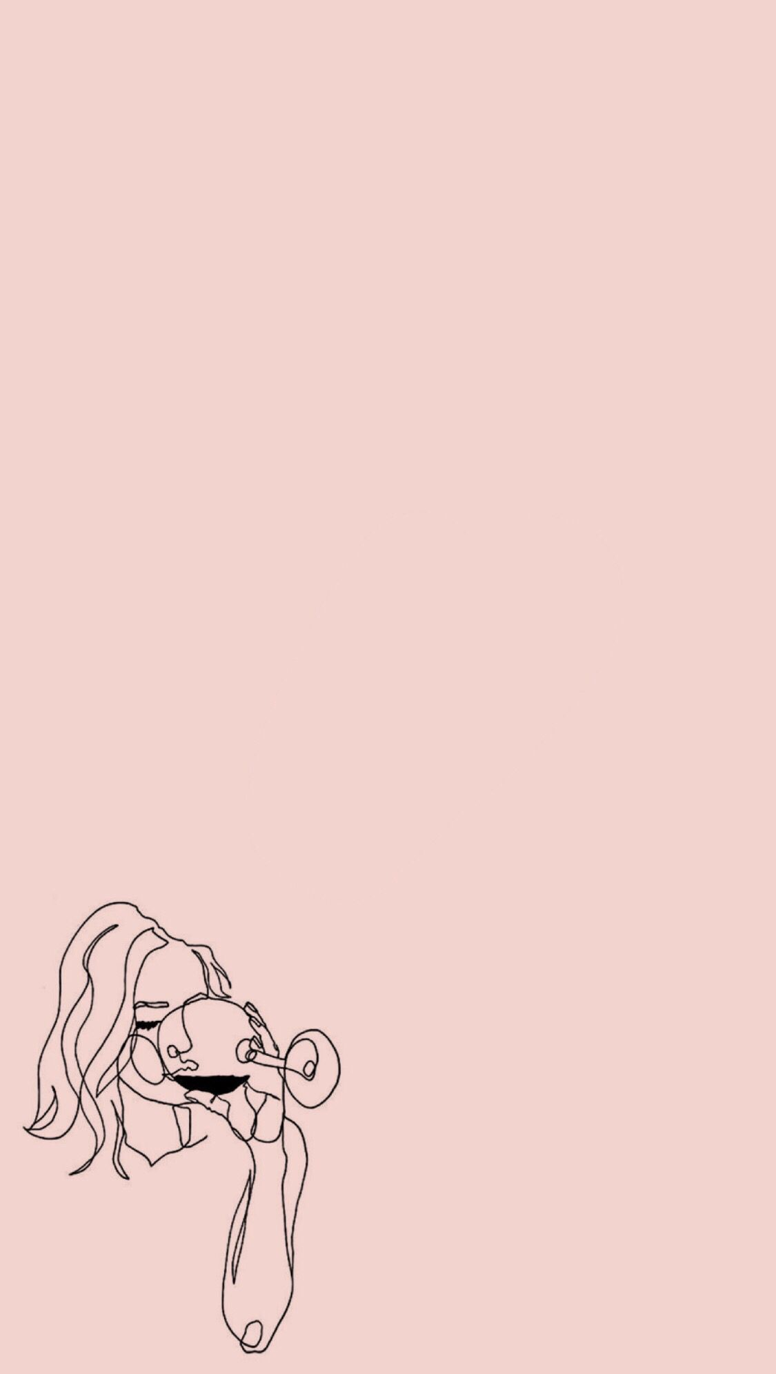 Line Art Iphone Wallpapers Top Free Line Art Iphone Backgrounds Wallpaperaccess