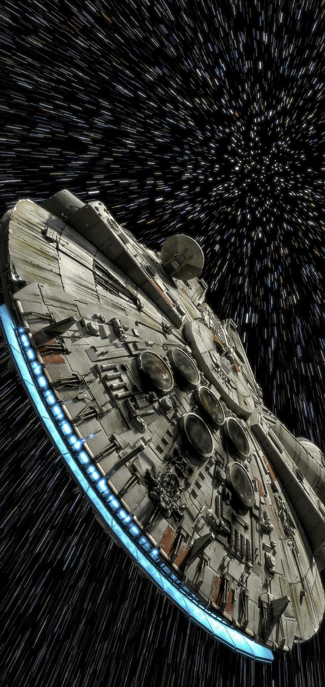 Millennium Falcon Iphone Wallpapers Top Free Millennium Falcon Iphone Backgrounds Wallpaperaccess