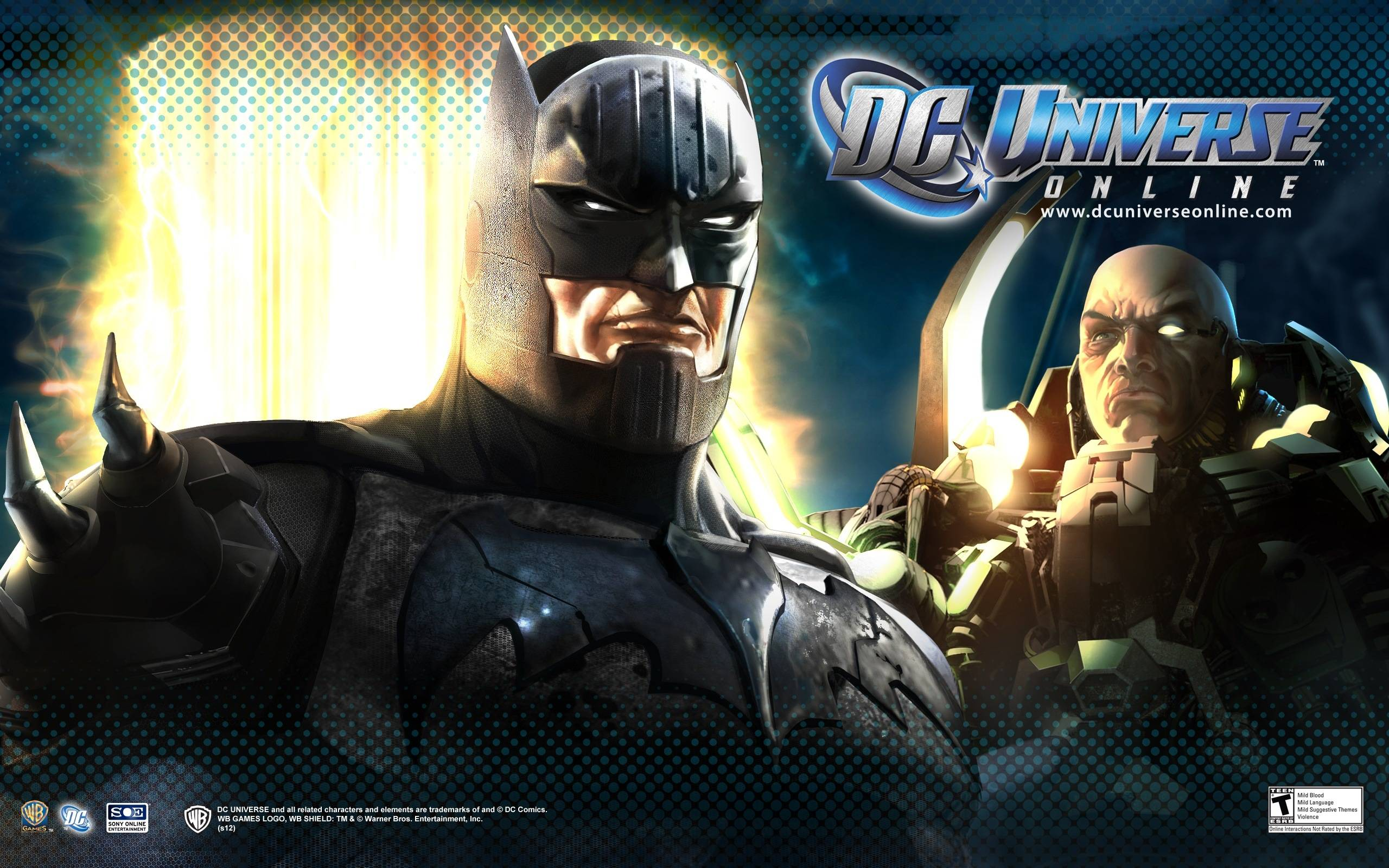 Dc Universe Online Wallpapers Top Free Dc Universe Online Backgrounds Wallpaperaccess