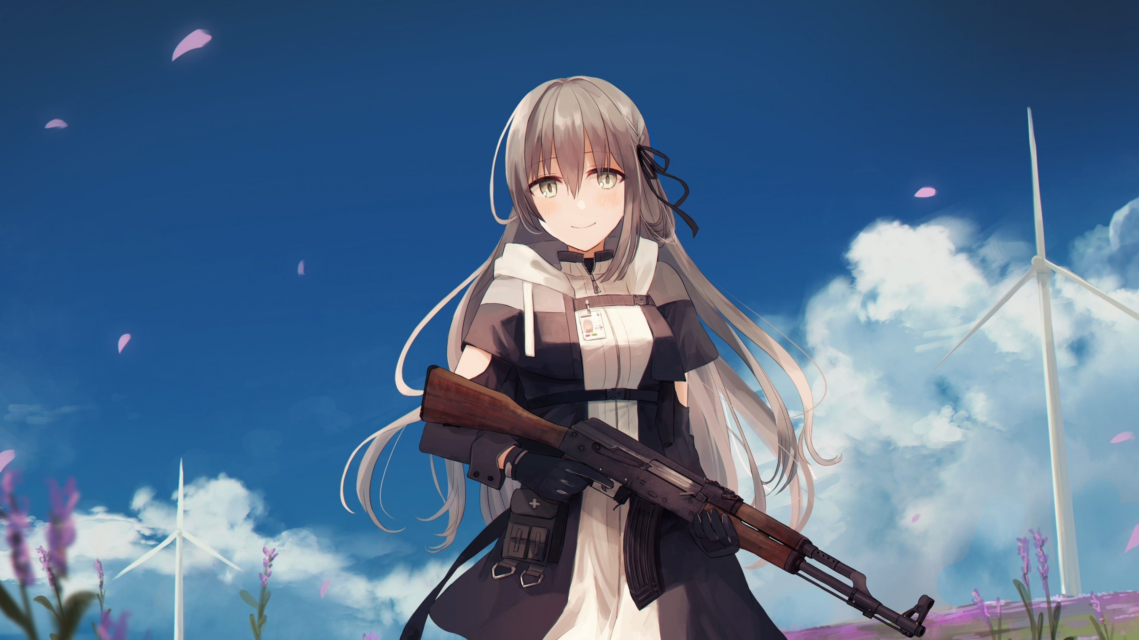 War Anime Girl Wallpapers - Top Free War Anime Girl Backgrounds