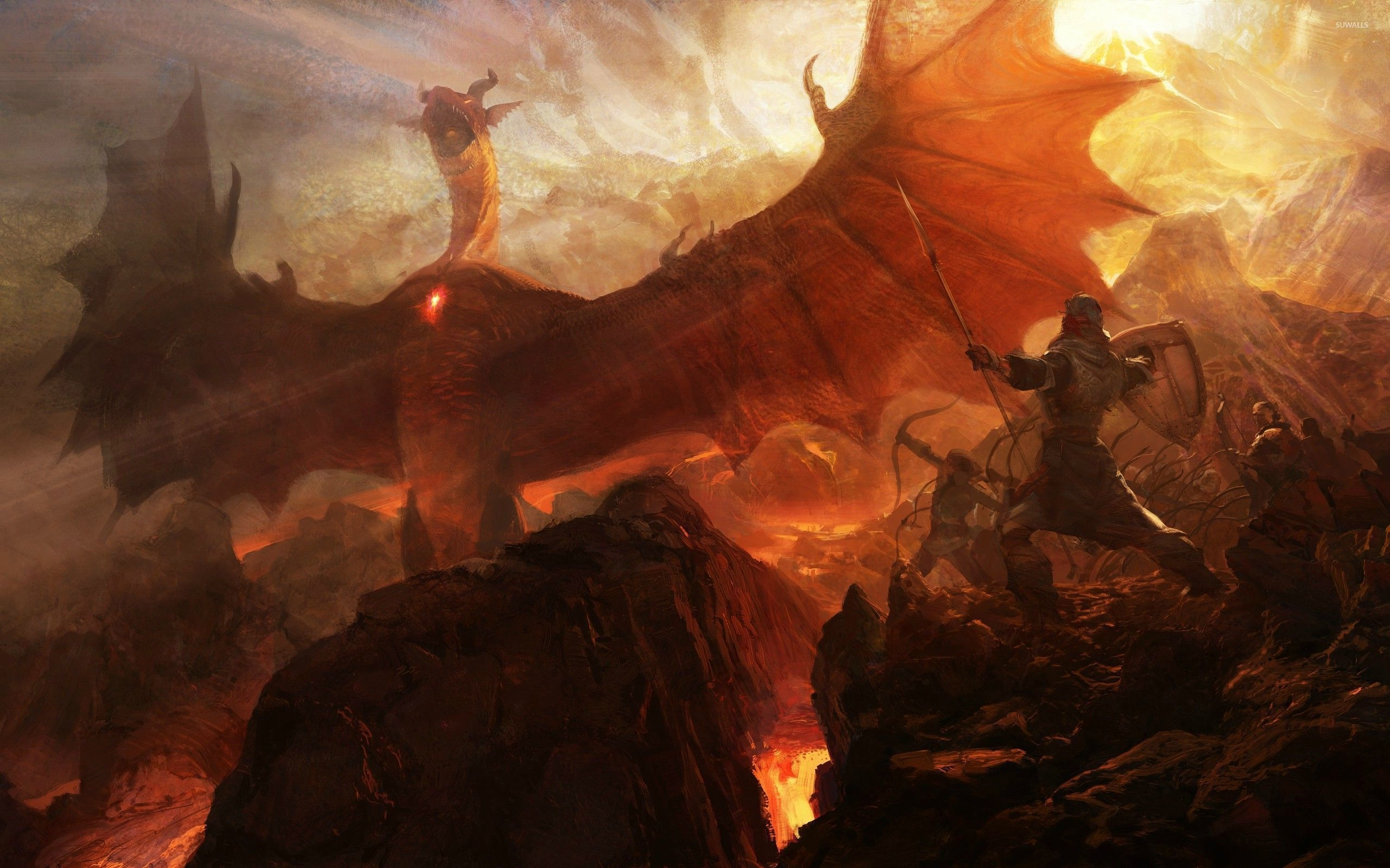 Dragons Dogma Wallpapers Top Free Dragons Dogma