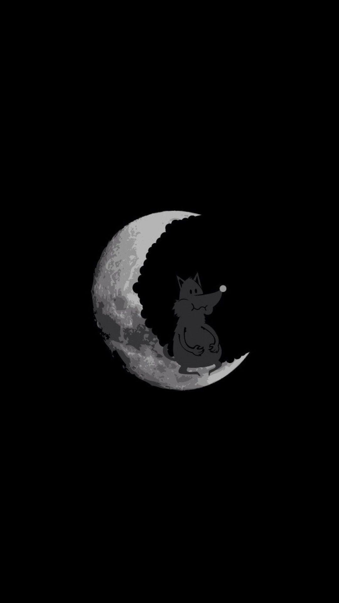 Moon Cartoon Wallpapers Top Free Moon Cartoon Backgrounds Wallpaperaccess