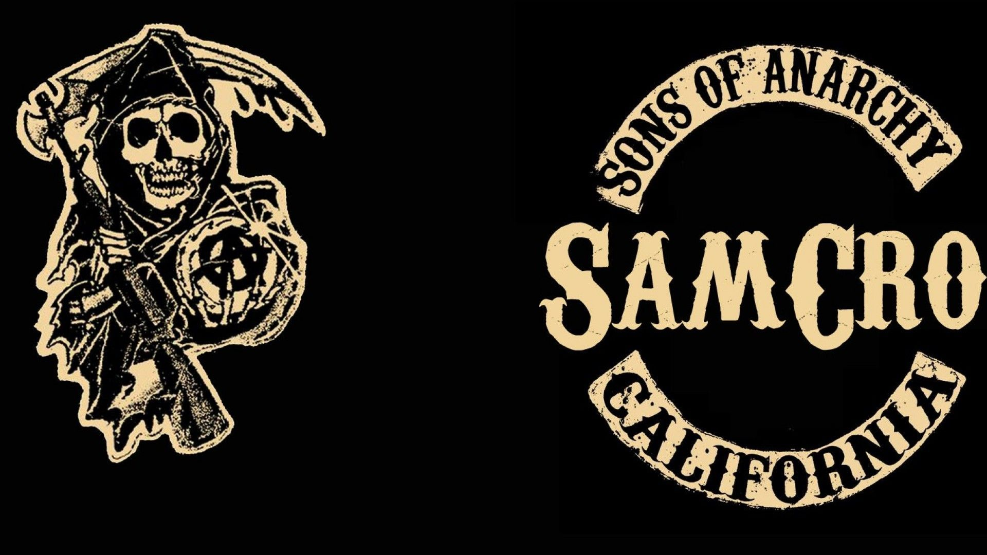 Sons Of Anarchy Reaper Wallpapers Top Free Sons Of Anarchy