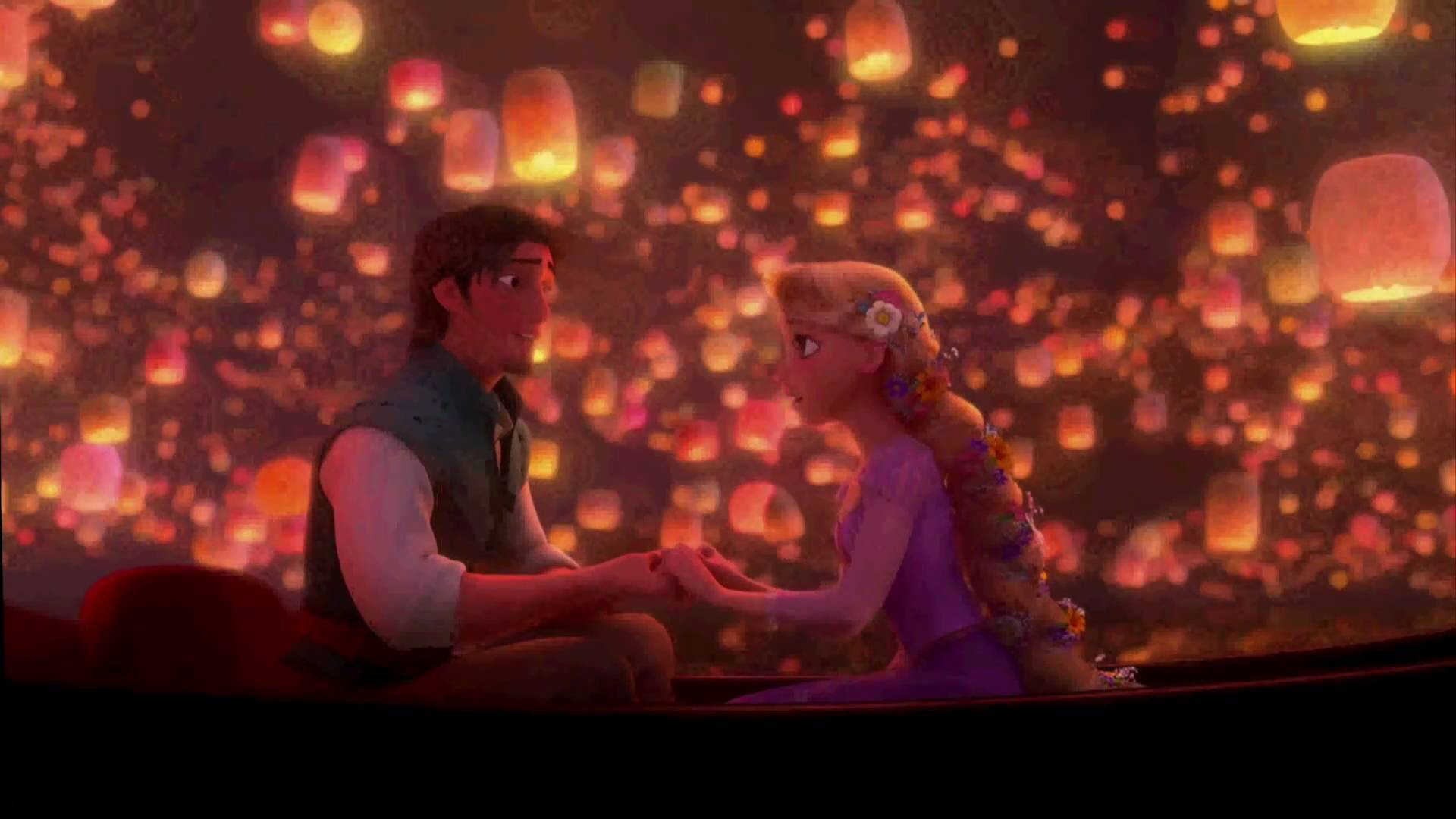 Tangled Lantern Wallpapers - Top Free Tangled Lantern ... Disney Tangled Lanterns Wallpaper