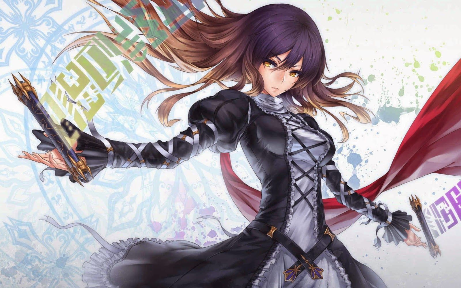 Extremely Cool Anime Girl Wallpapers Top Free Extremely Cool Anime
