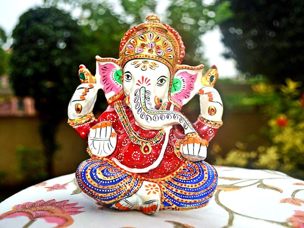 Ganesh 4k Wallpapers Top Free Ganesh 4k Backgrounds Wallpaperaccess