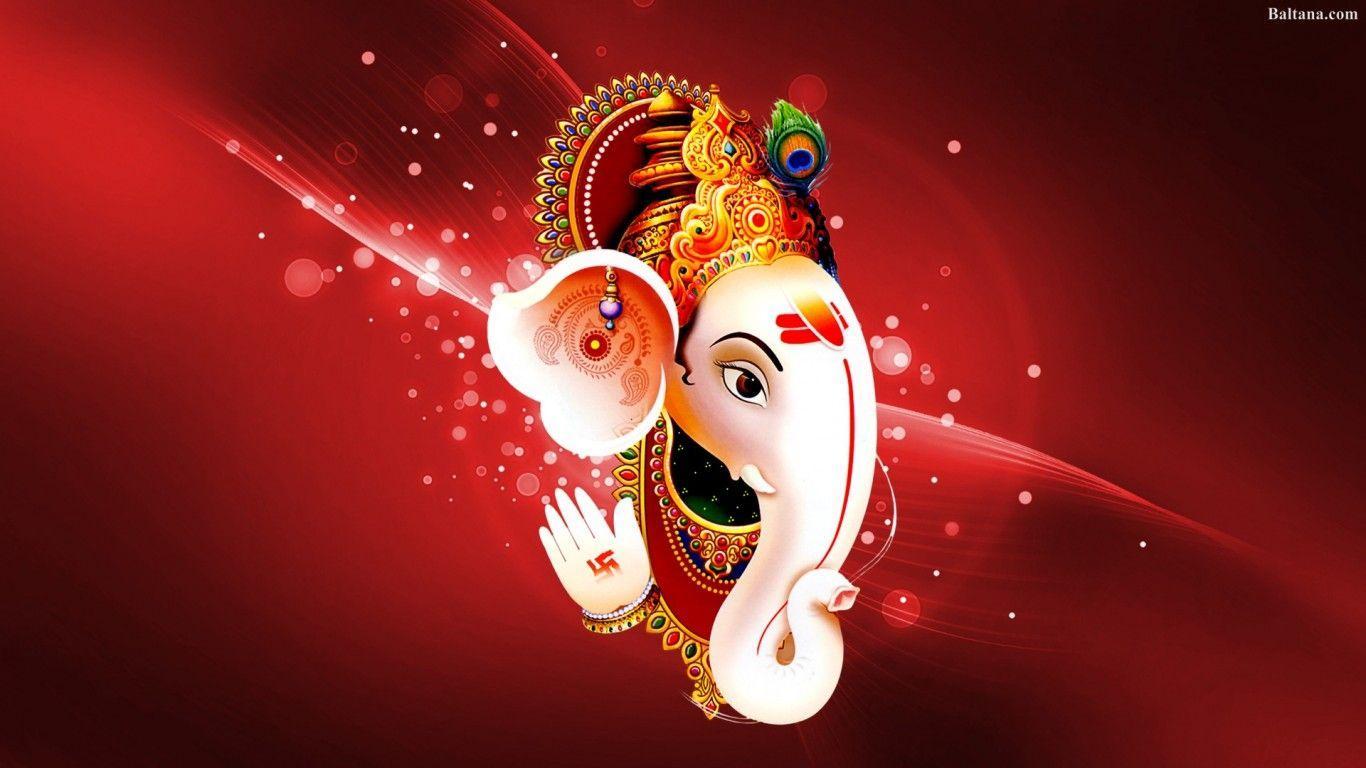 Hình nền HD 1366x768 Ganesh 33053