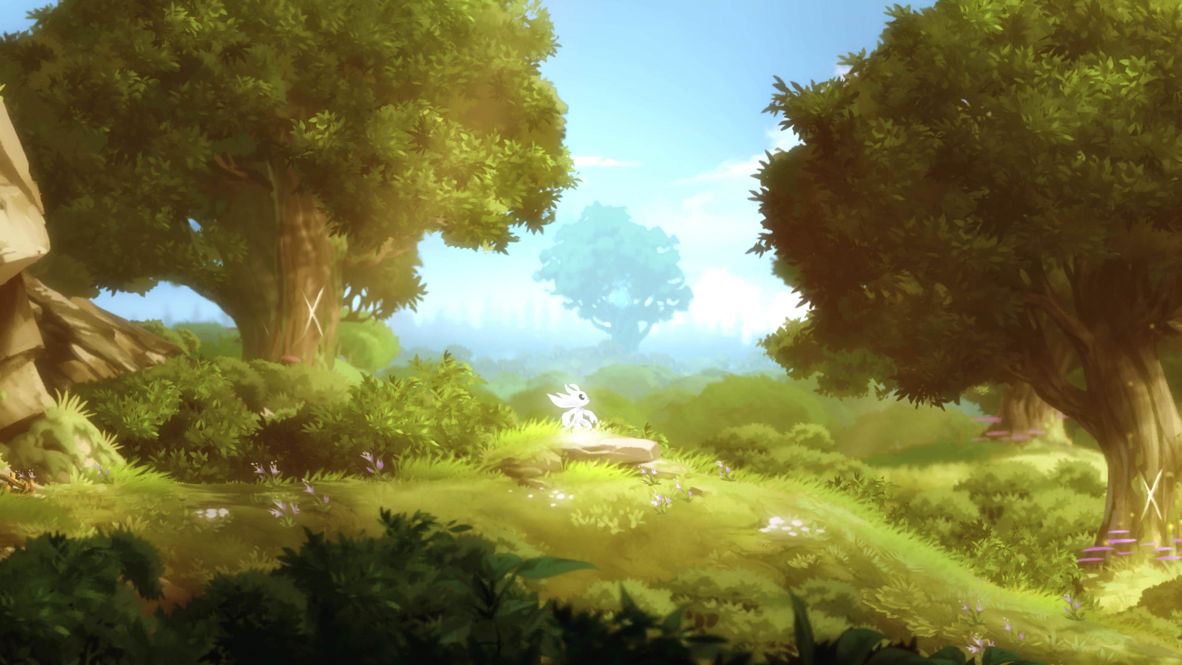 Ori And The Blind Forest 4k Wallpapers Top Free Ori And The
