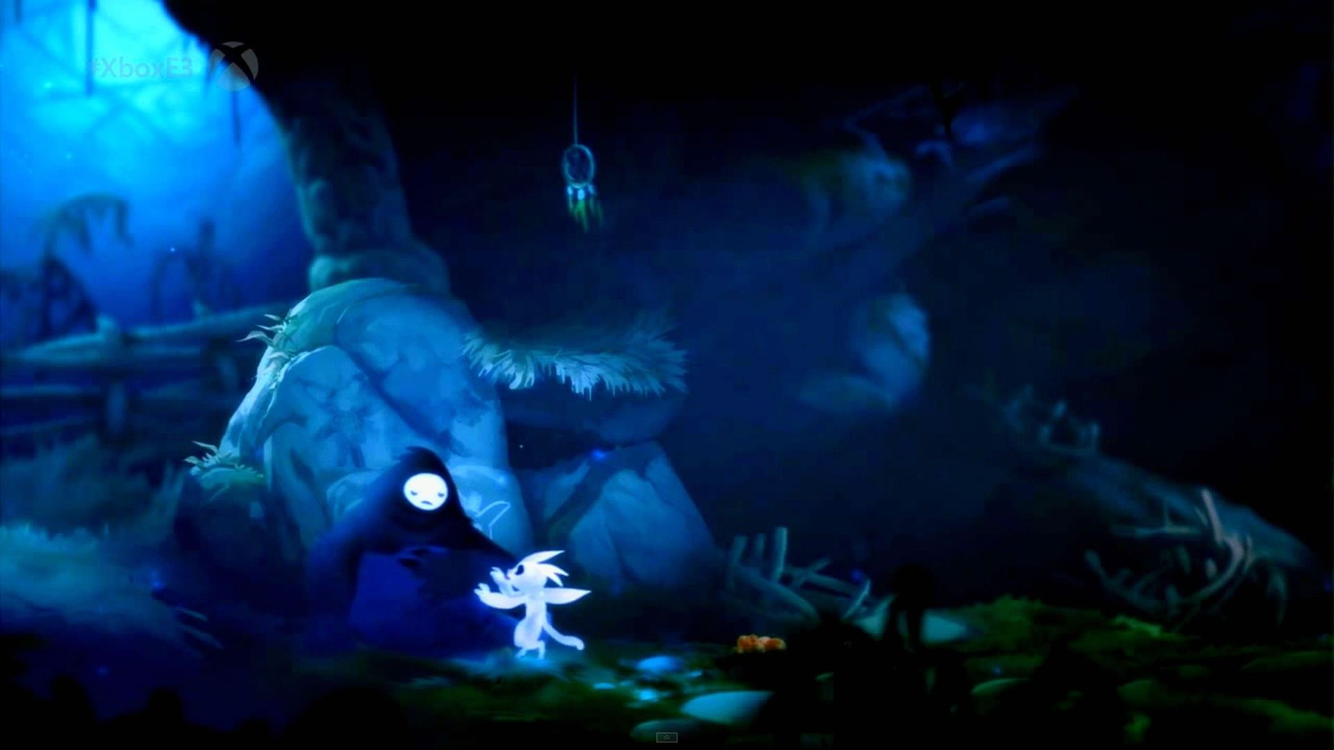 Ori And The Blind Forest 4k Wallpapers Top Free Ori And The Blind