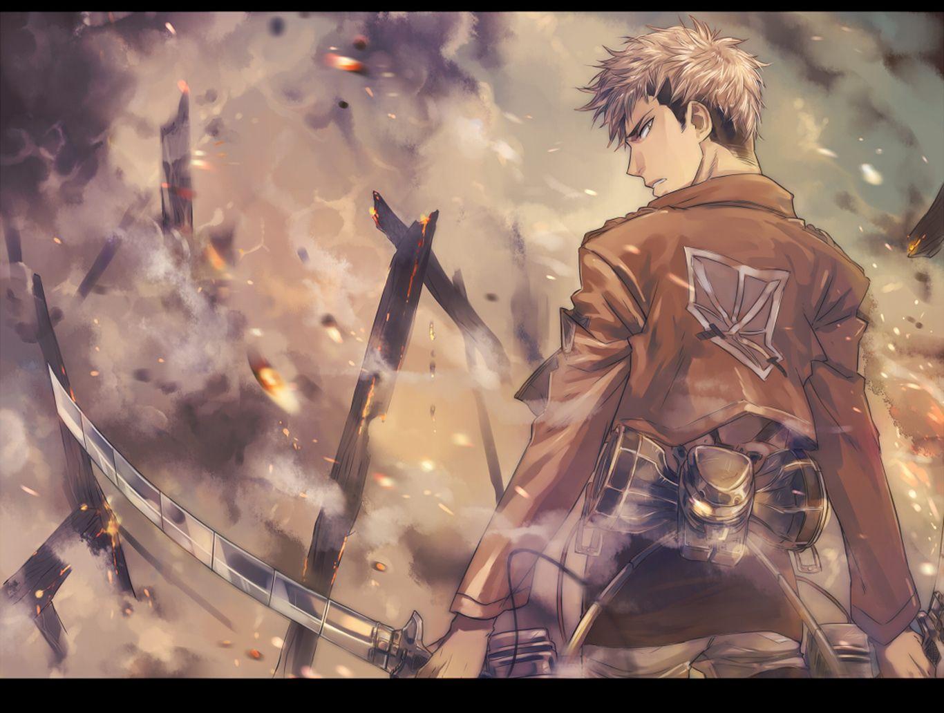 Manga Attack On Titan Wallpapers Top Free Manga Attack On Titan Backgrounds Wallpaperaccess