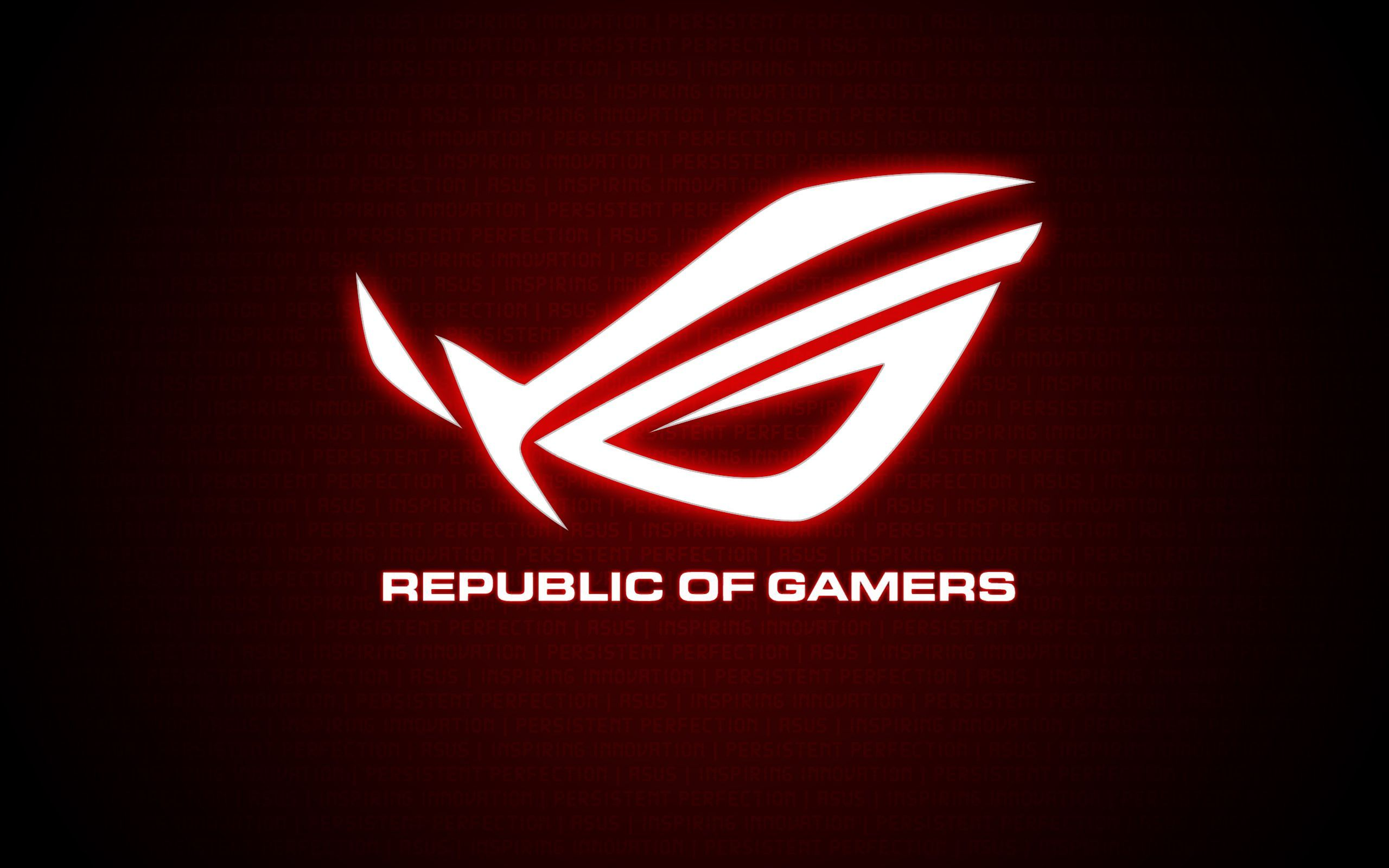 Red Rog Wallpapers Top Free Red Rog Backgrounds Wallpaperaccess