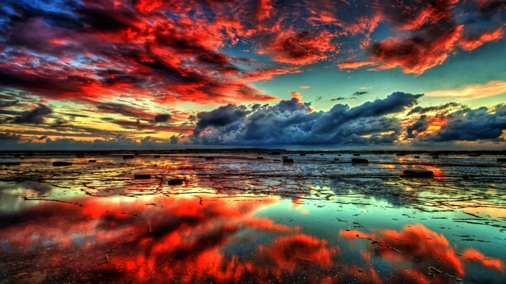 Trippy Nature Wallpapers Top Free Trippy Nature