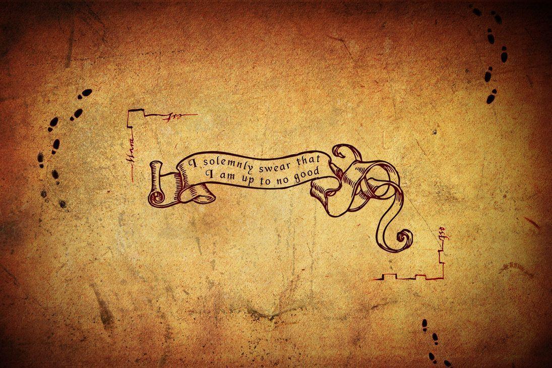 32 Best Free Marauders Map Harry Potter Wallpapers Wallpaperaccess