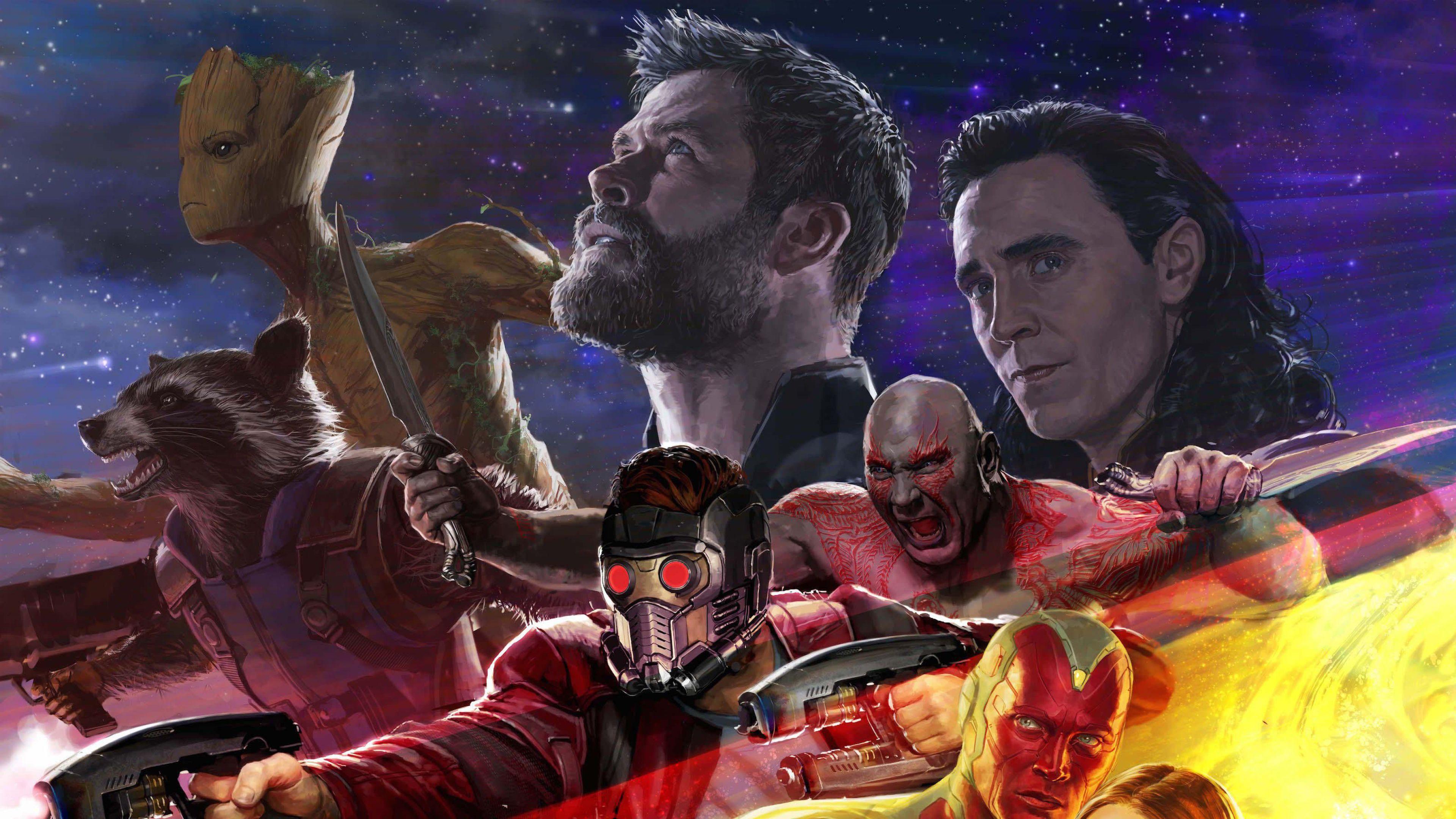 46 Best Free Thor Infinity War Wallpapers Wallpaperaccess