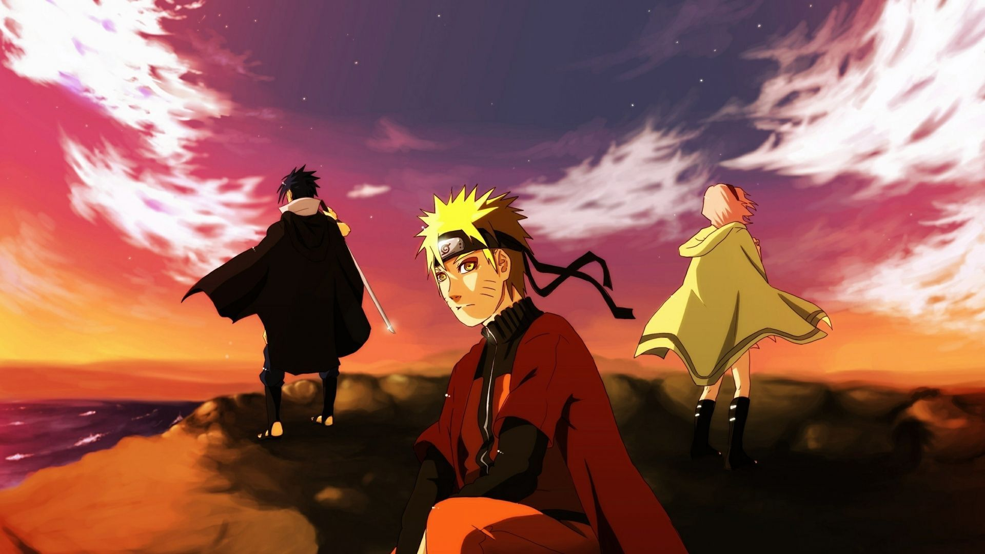 Aesthetic Naruto Wallpapers Top Free Aesthetic Naruto