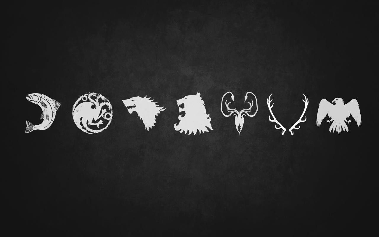 Game Of Thrones Sigil Wallpapers Top Free Game Of Thrones