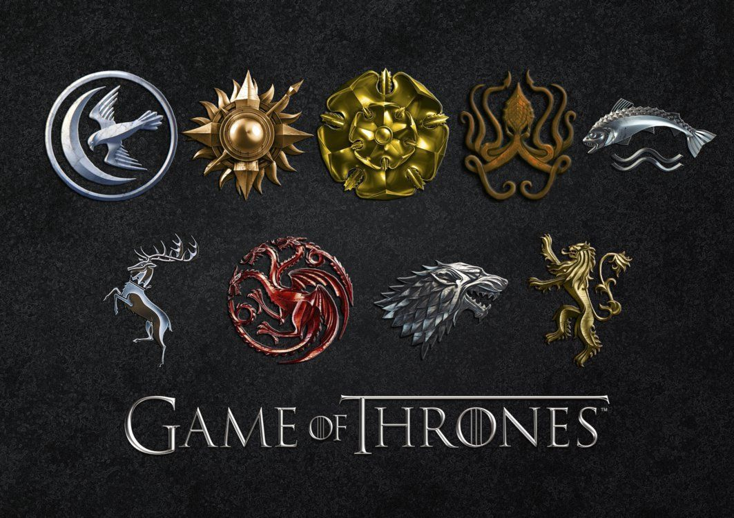 Game Of Thrones Sigil Wallpapers Top Free Game Of Thrones Sigil