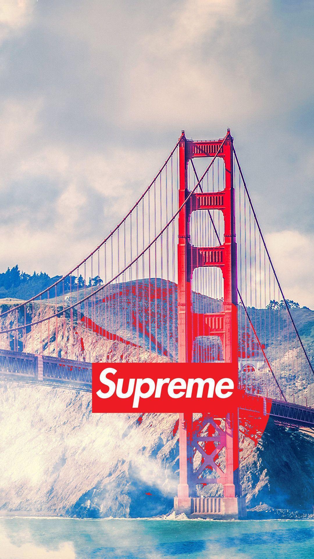 Supreme Macbook Wallpaper Hd