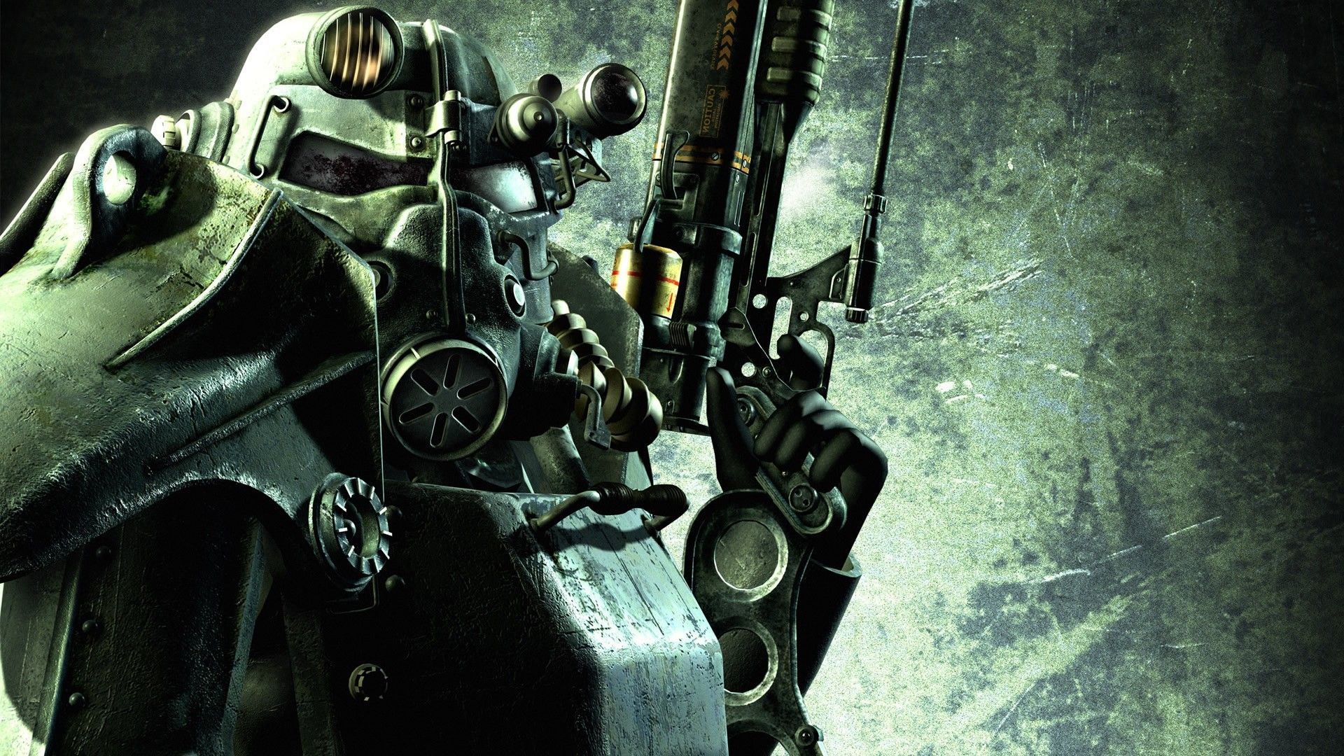 1920x1200 Fallout Background HD Widescreen Wallpaper