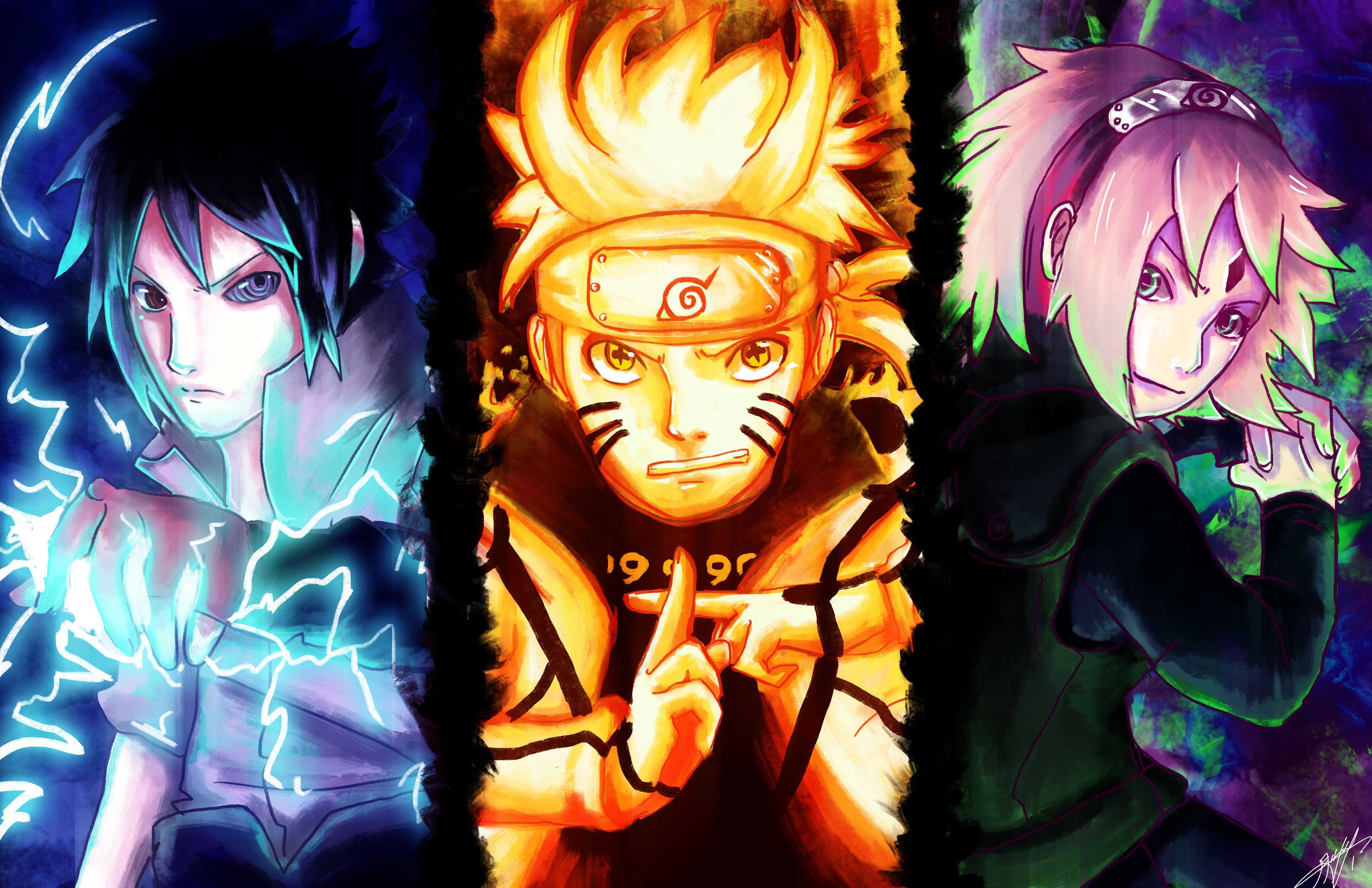 4k naruto wallpapers top free 4k naruto backgrounds - Best anime desktop backgrounds ...