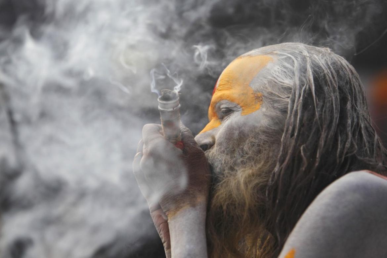 В религии марихуаны курение курении зрачки марихуаны при