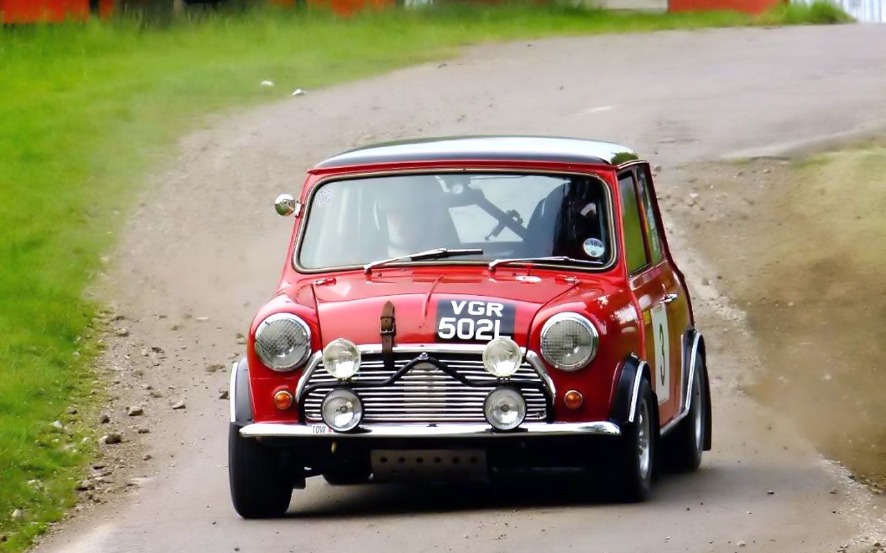 Classic Car Rally Wallpapers Top Free Classic Car Rally