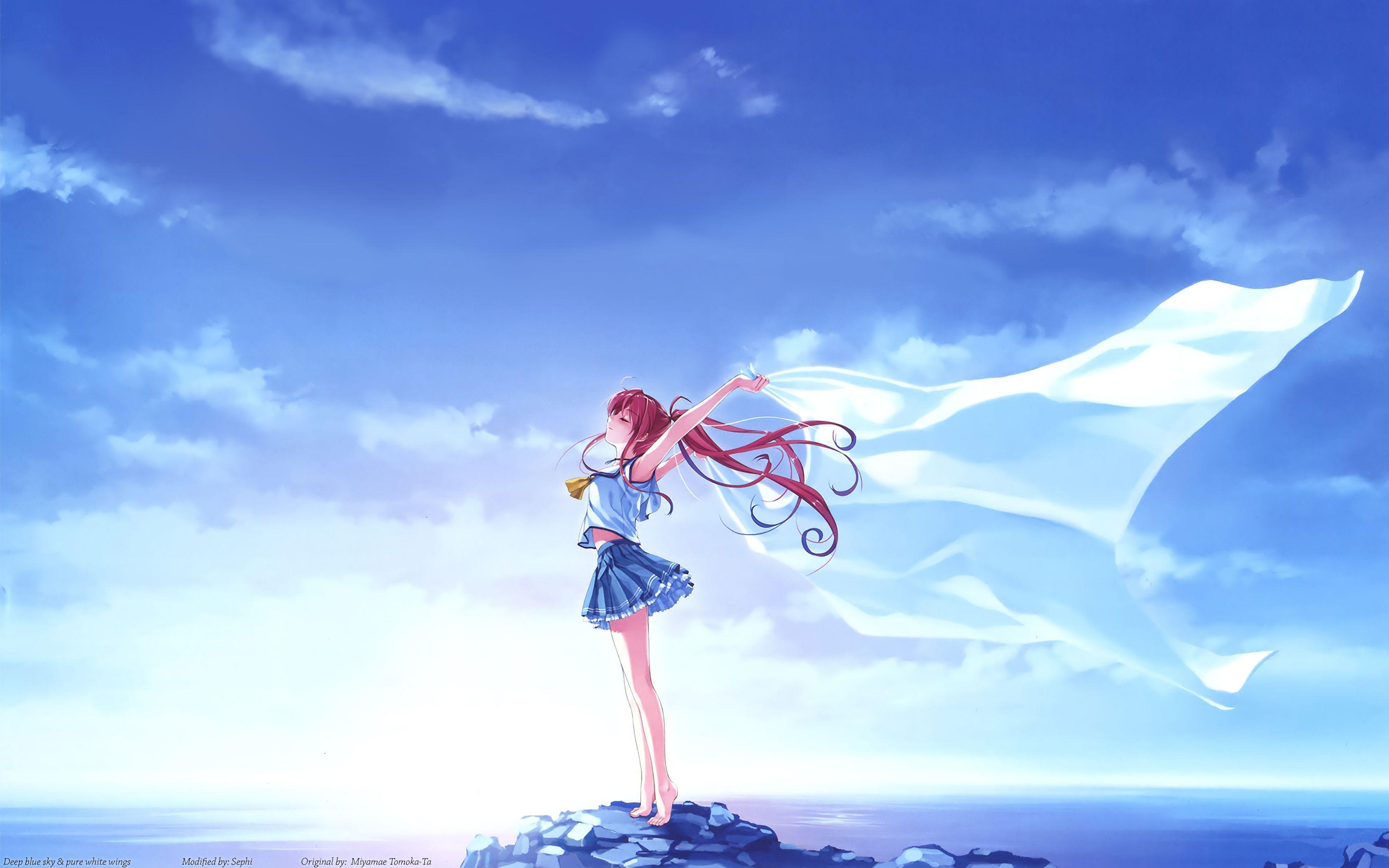 Anime Blue 4k Wallpapers - Top Free Anime Blue 4k ...