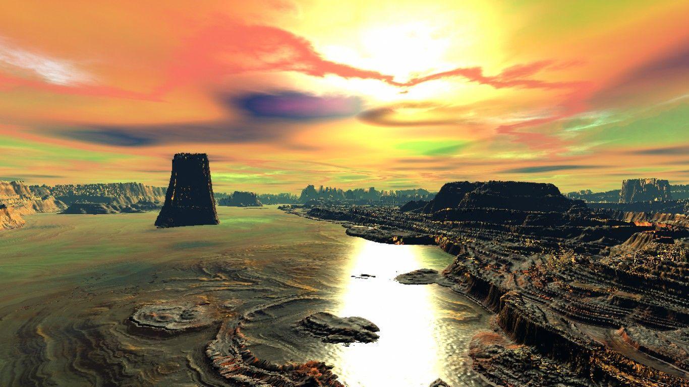3d Landscape Wallpapers Top Free 3d Landscape Backgrounds