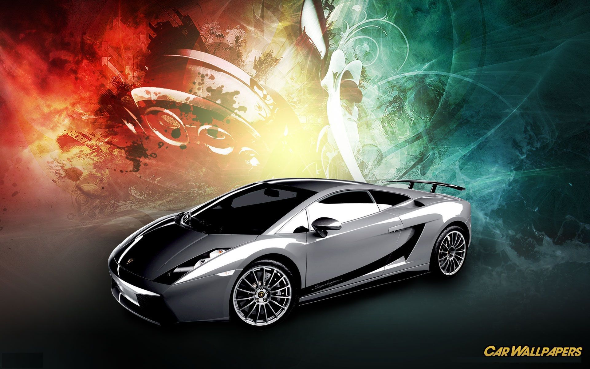 Silver Lamborghini Wallpapers Top Free Silver Lamborghini Backgrounds Wallpaperaccess