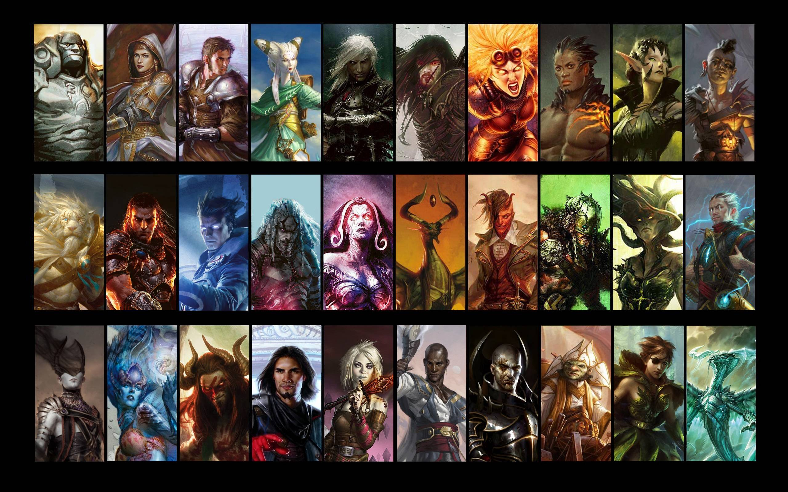 Mtg Planeswalker Wallpapers Top Free Mtg Planeswalker