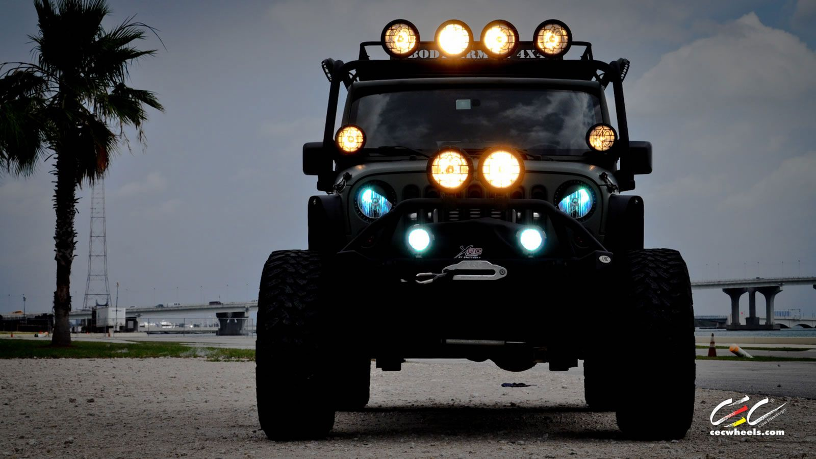 Modified Jeep Wallpapers Top Free Modified Jeep Backgrounds Wallpaperaccess