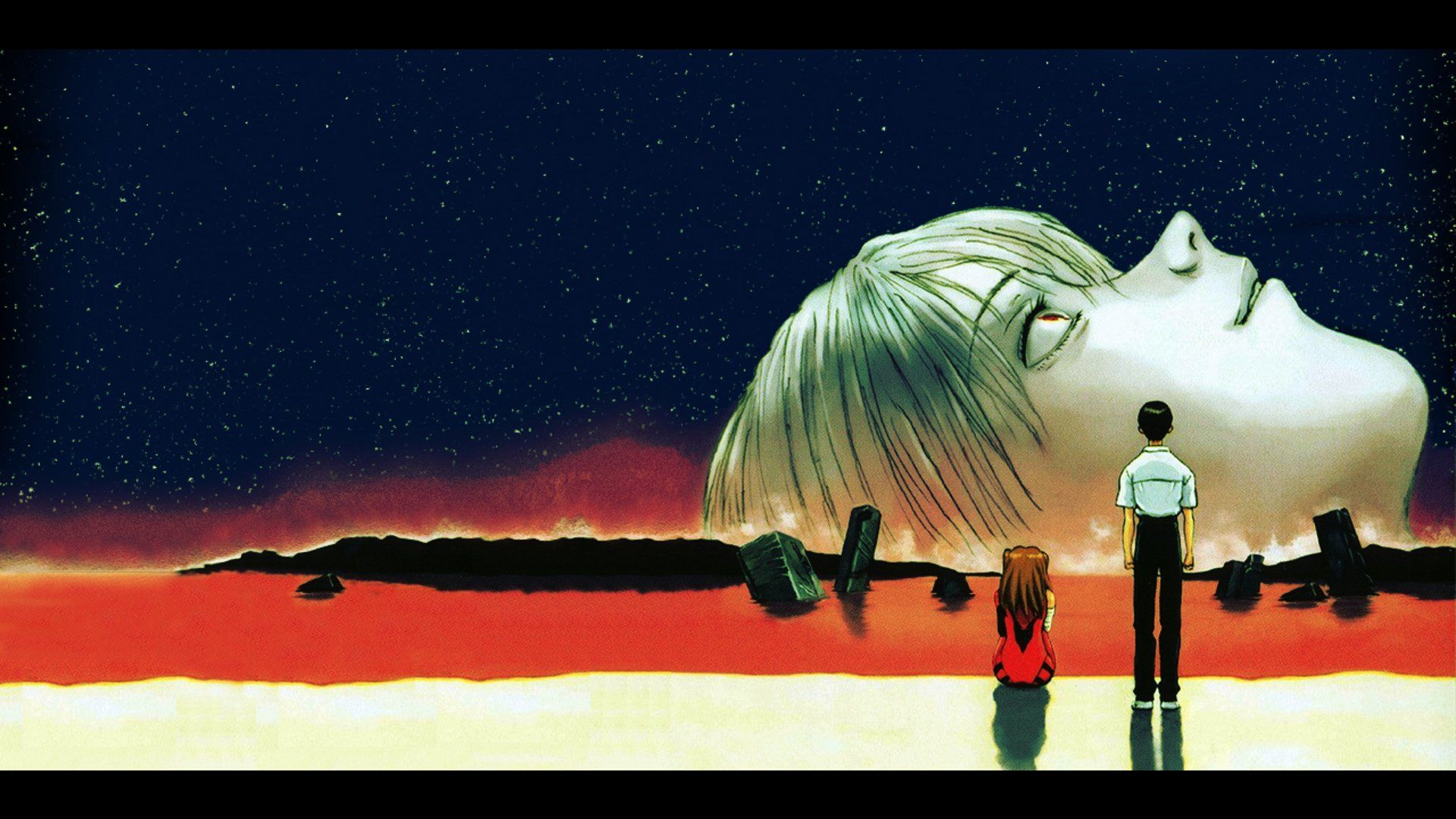 End Of Evangelion Wallpapers Top Free End Of Evangelion Backgrounds Wallpaperaccess