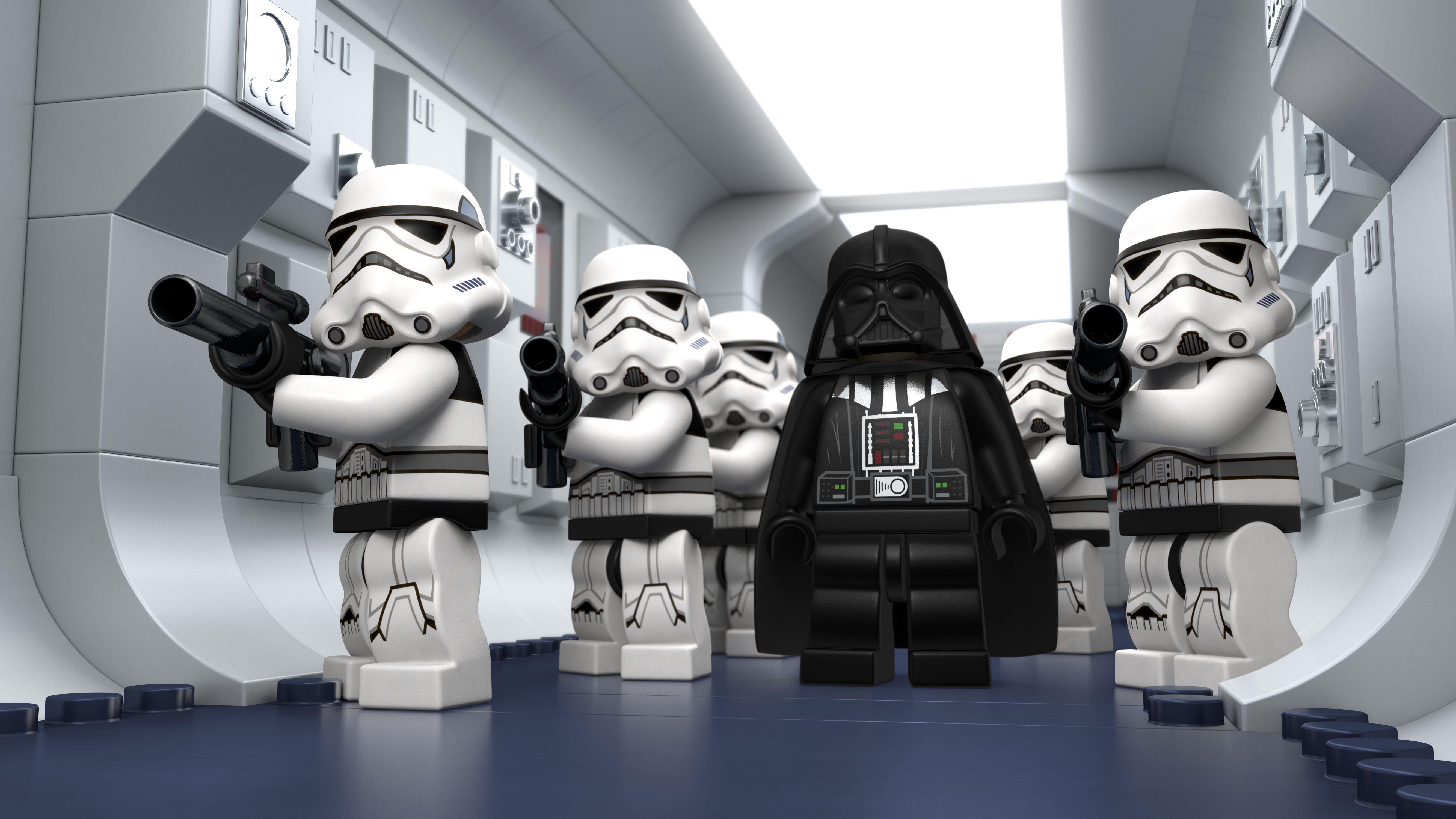 Lego Star Wars Stormtrooper Wallpapers Top Free Lego Star Wars Stormtrooper Backgrounds Wallpaperaccess
