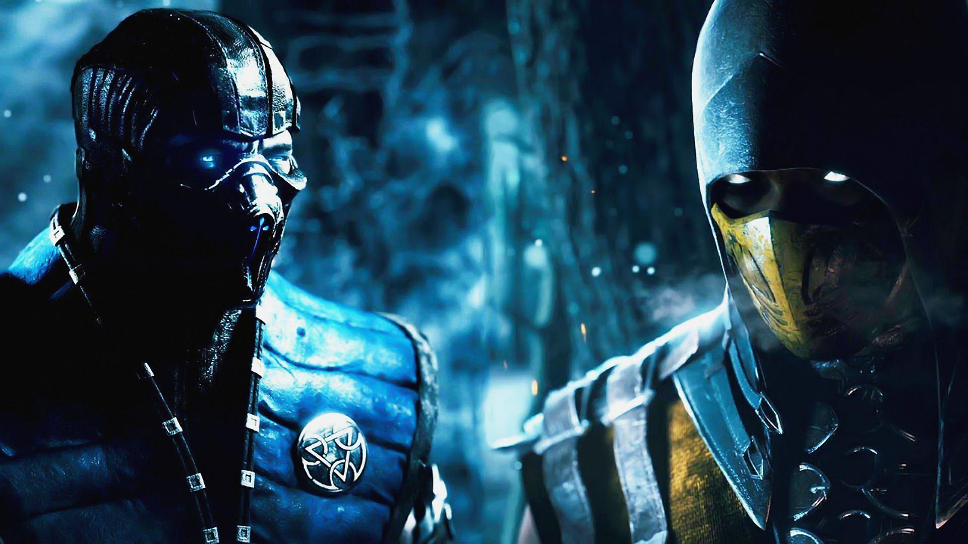 Mortal Kombat Scorpion Vs Sub Zero Wallpapers Top Free Mortal