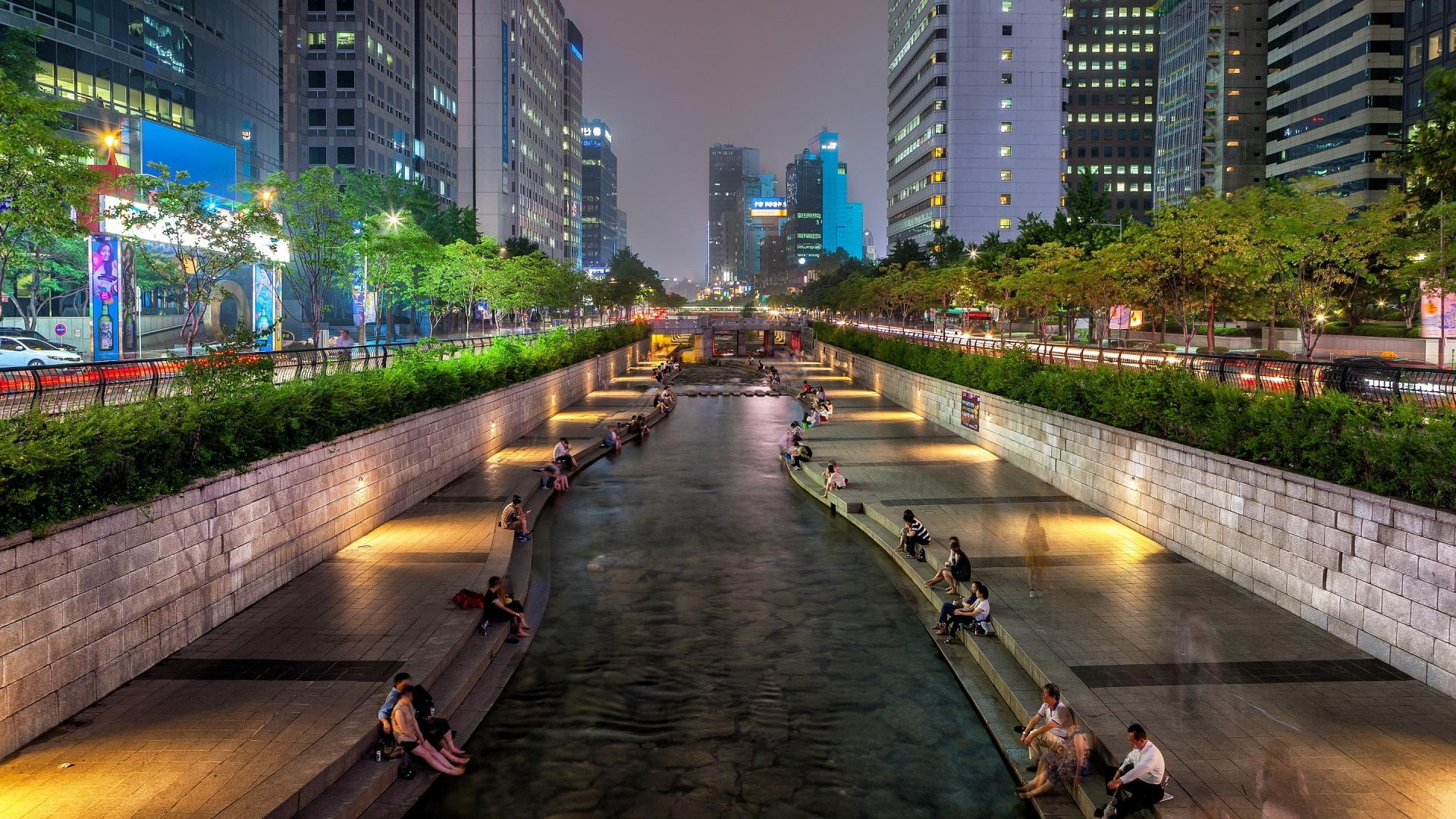 Seoul South Korea Wallpapers Top Free Seoul South Korea