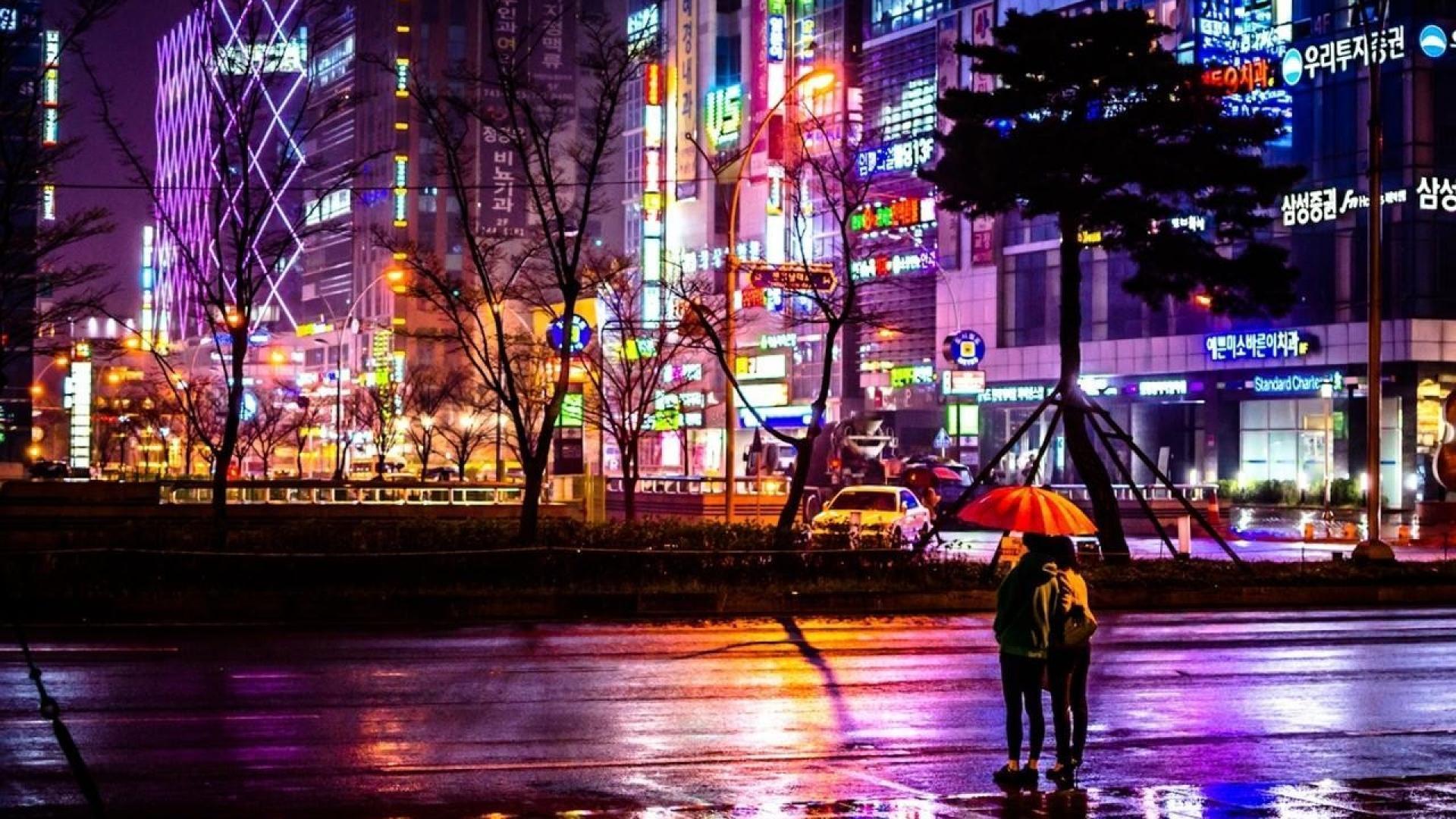 Korea City Wallpapers Top Free Korea City Backgrounds