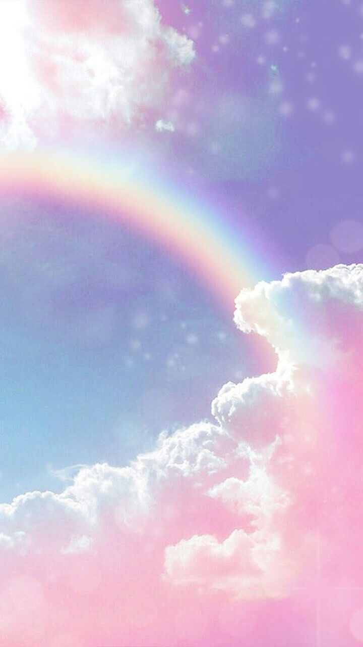 Aesthetic Rainbow Mobile Wallpapers Top Free Aesthetic Rainbow Mobile Backgrounds Wallpaperaccess