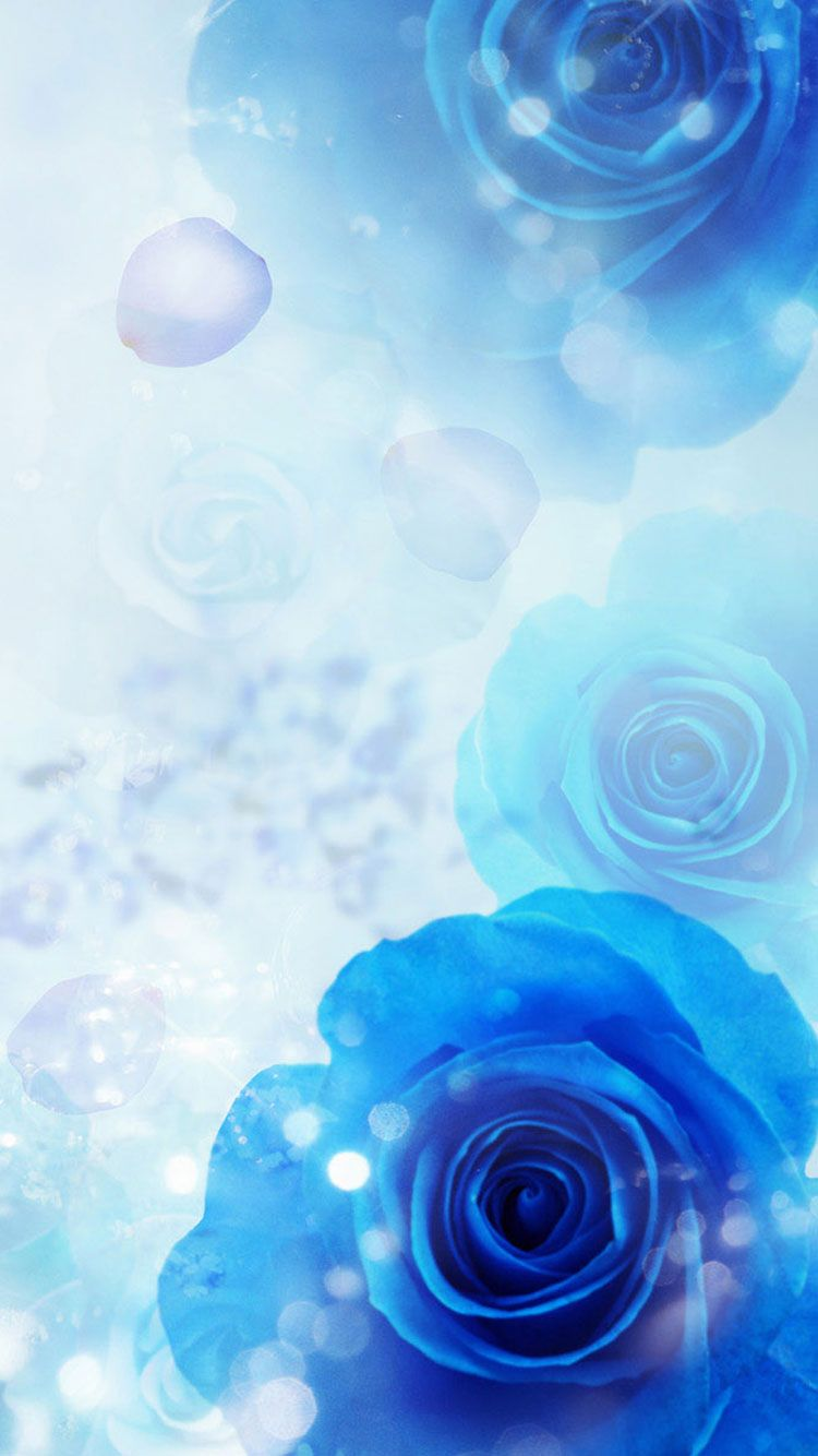 Blue iPhone Wallpapers - Top Free Blue ...