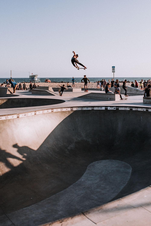Skatepark Wallpapers Top Free Skatepark Backgrounds Wallpaperaccess
